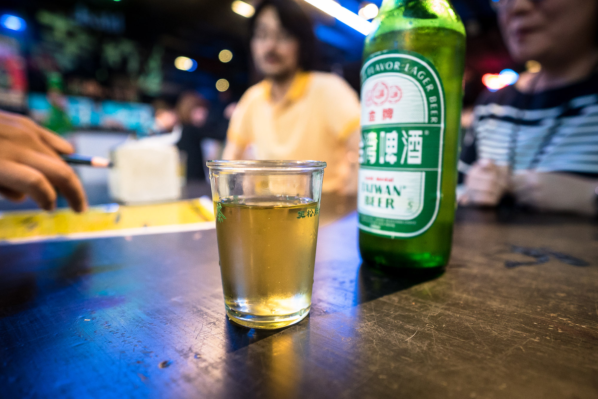 beer in Taipei