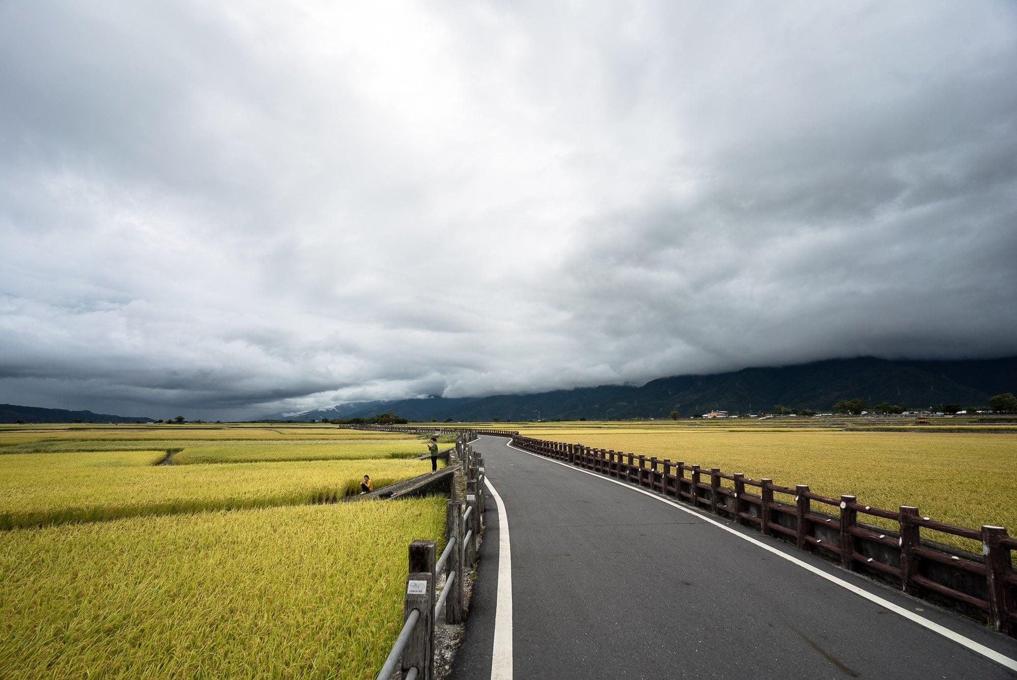 road in Chishang
