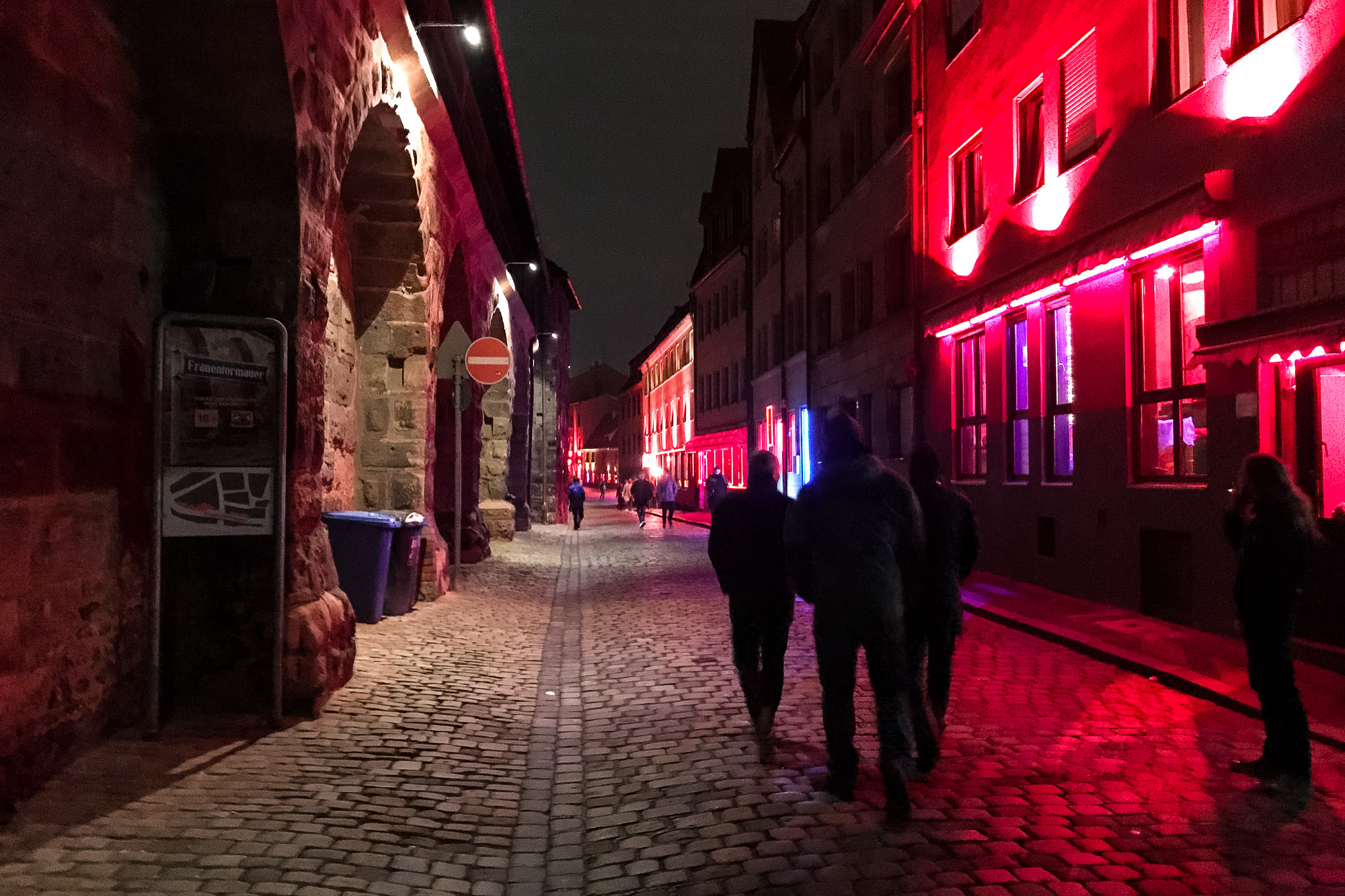 Nürnberg redlight district
