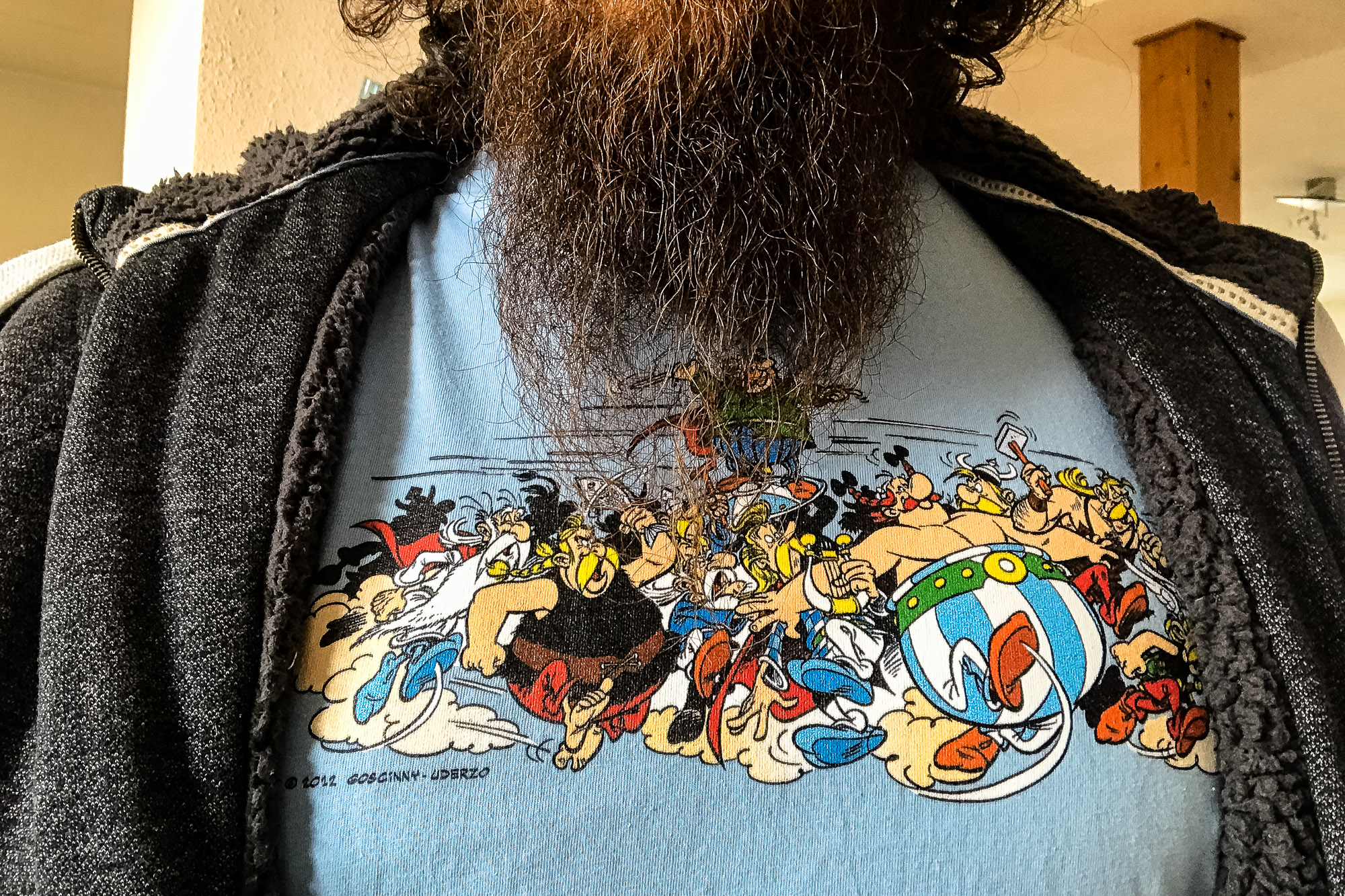 Asterix shirt