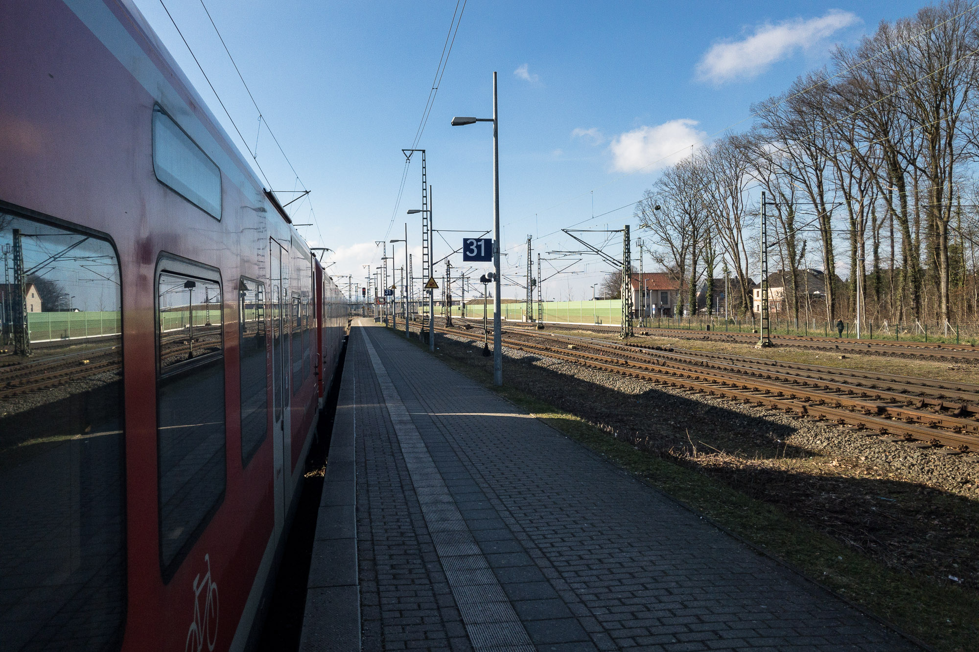 train to Bad Nenndorf