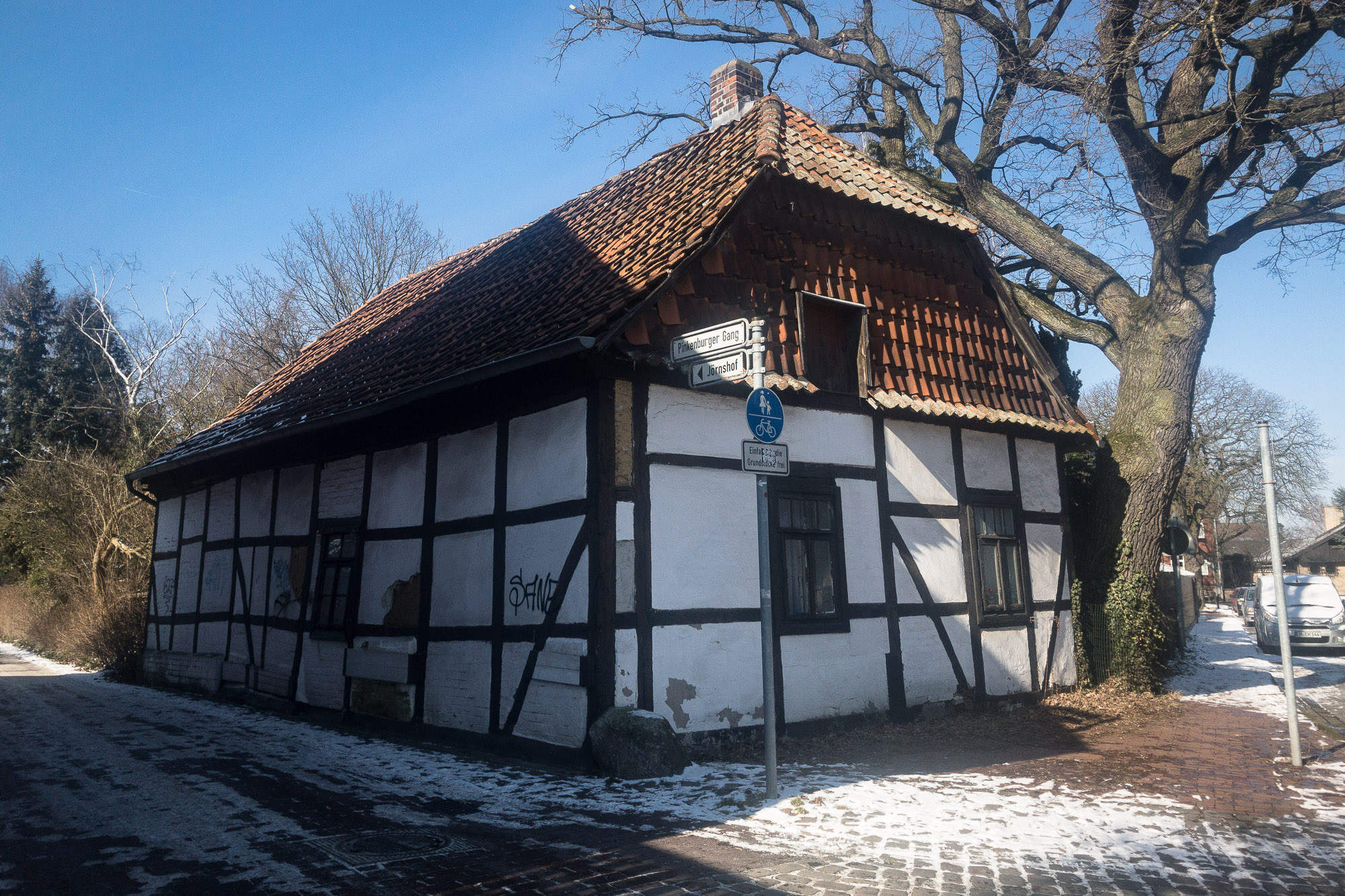 old house in Hanover