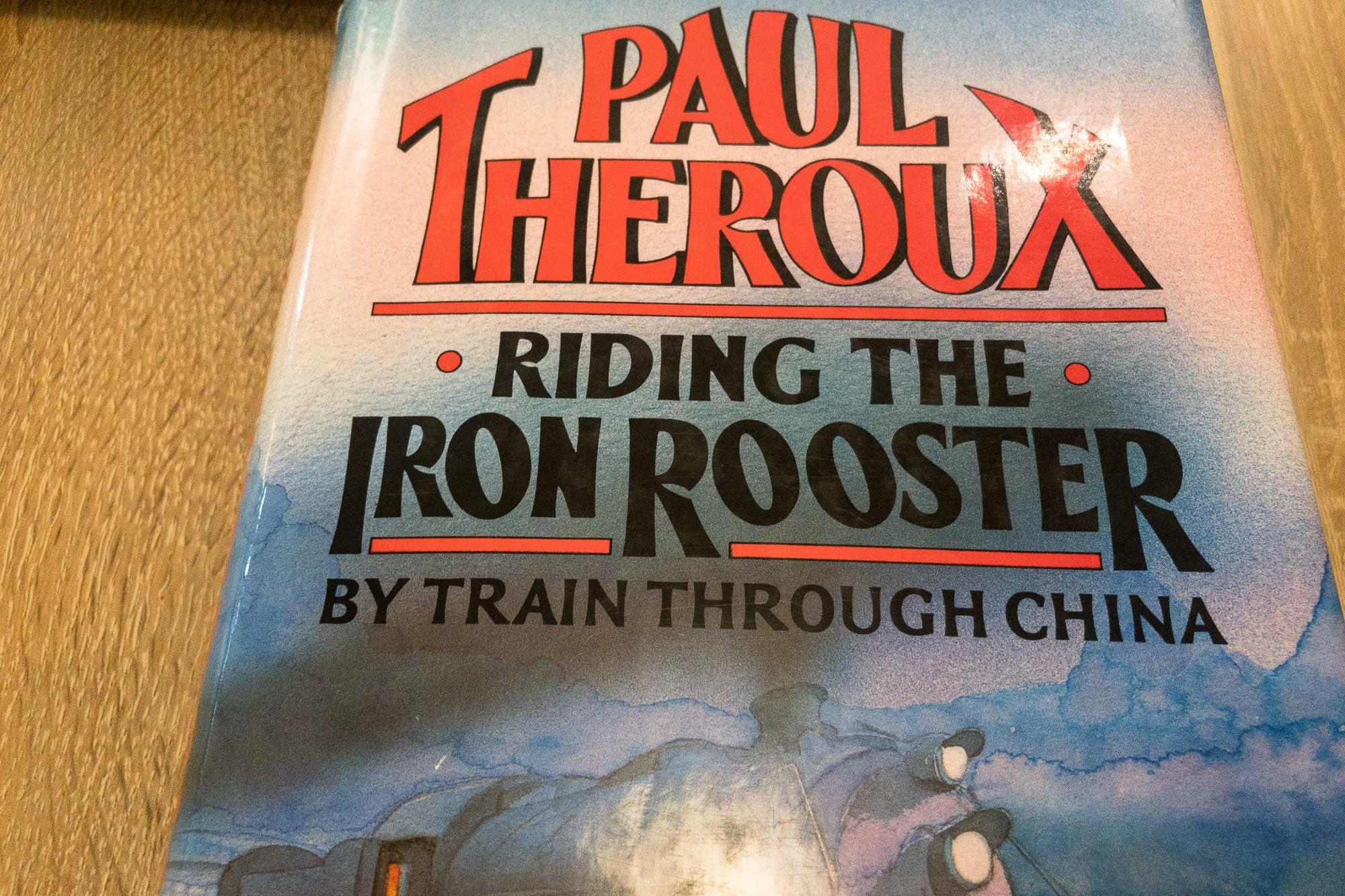 Paul Theroux