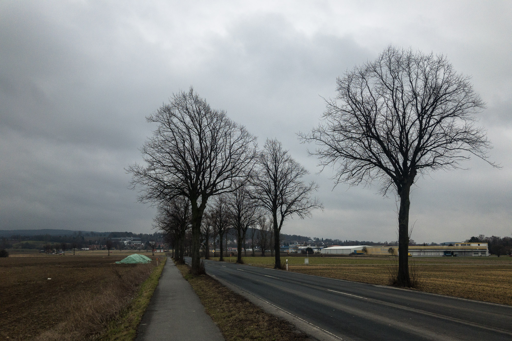 walk from Haste to Bad Nenndorf