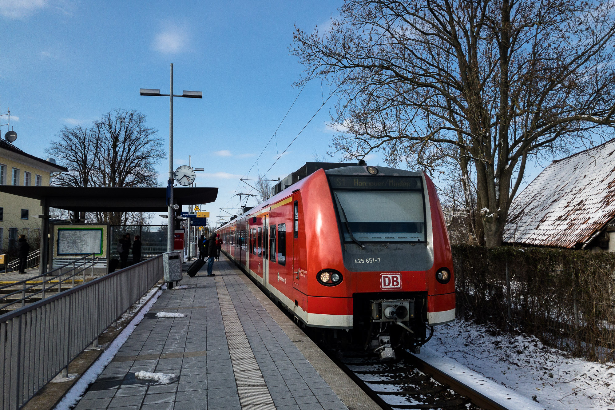 Bad Nenndorf station