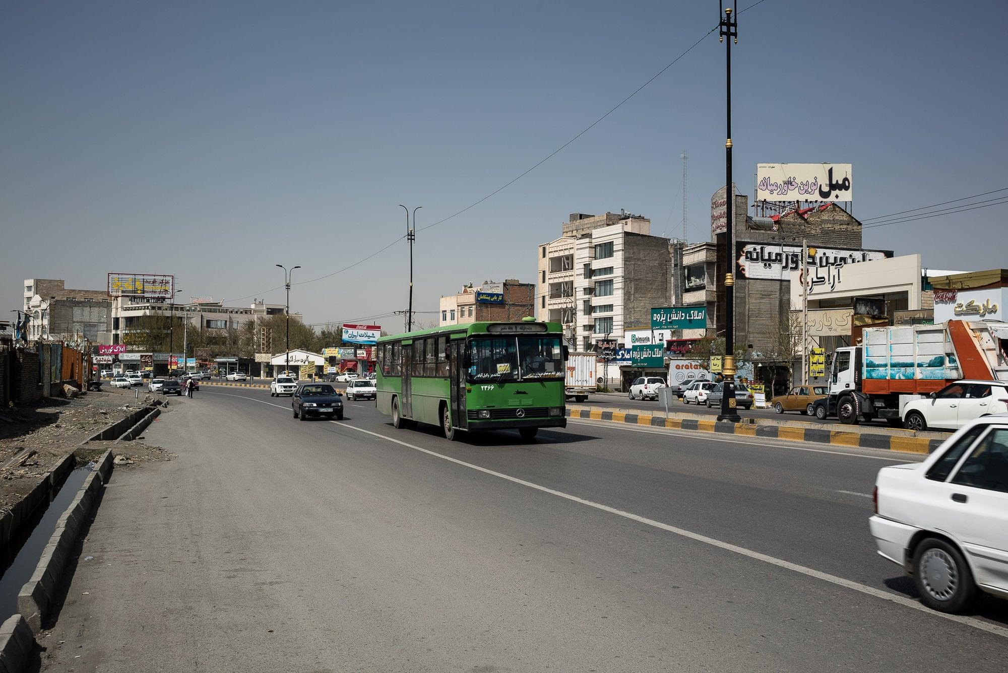 suburbs of Mashhad