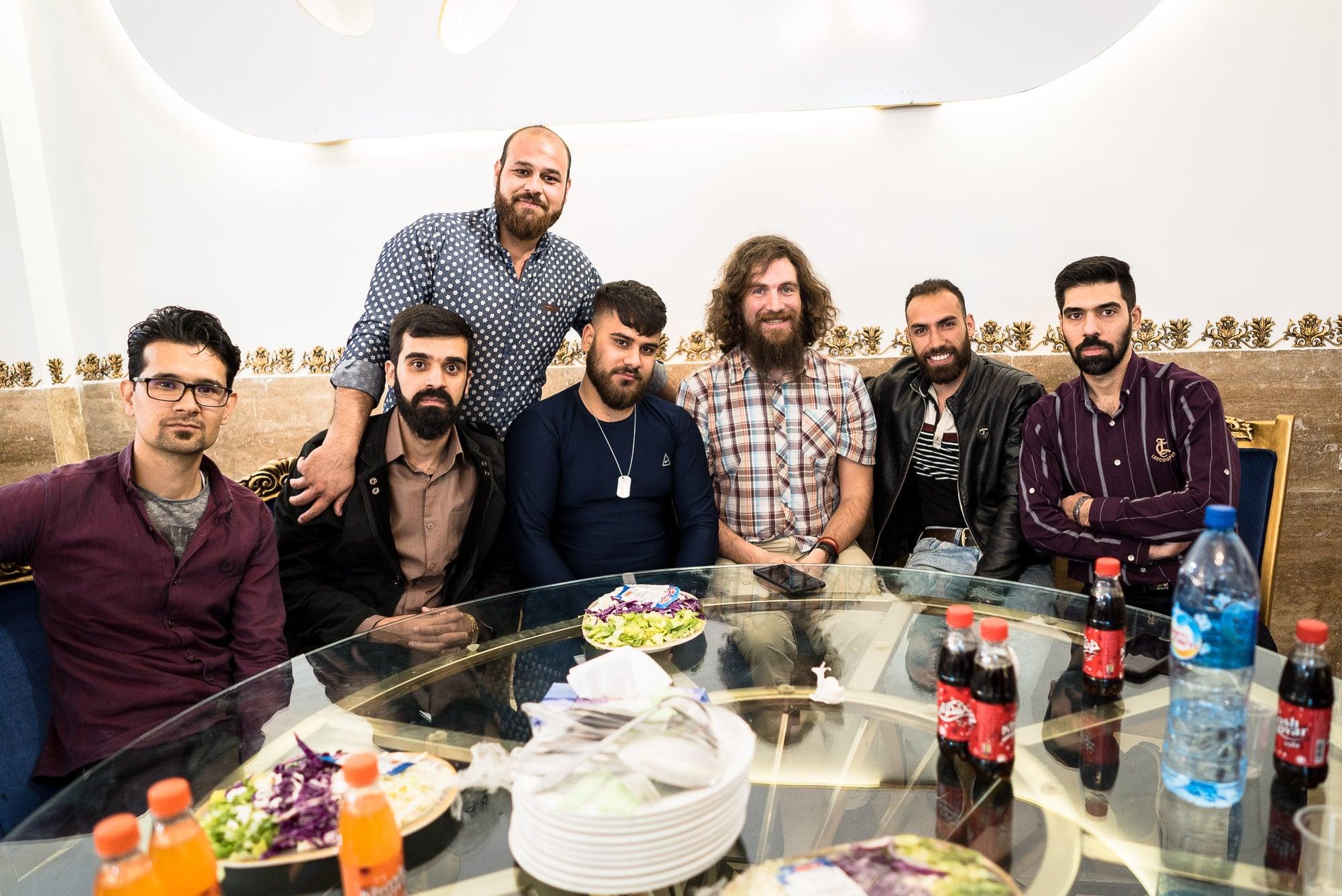beard crew