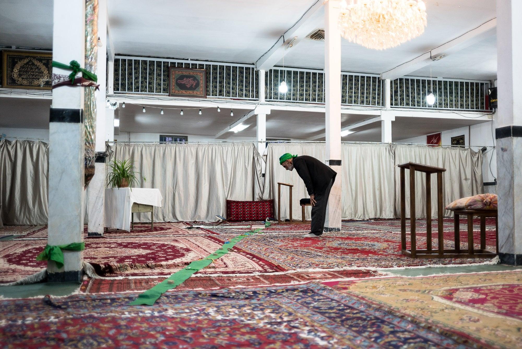 Now Bahar mosque