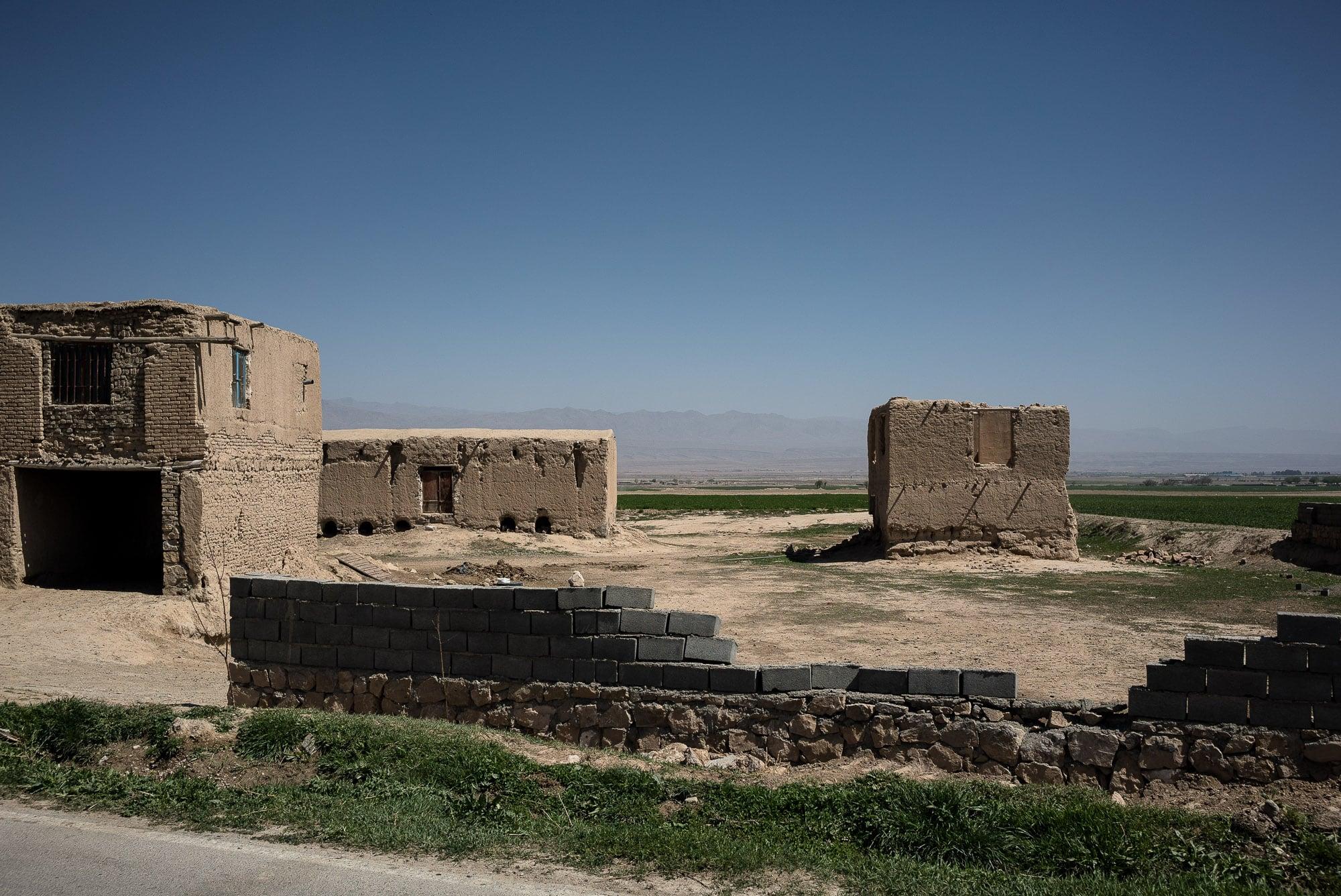 ancient ruins?