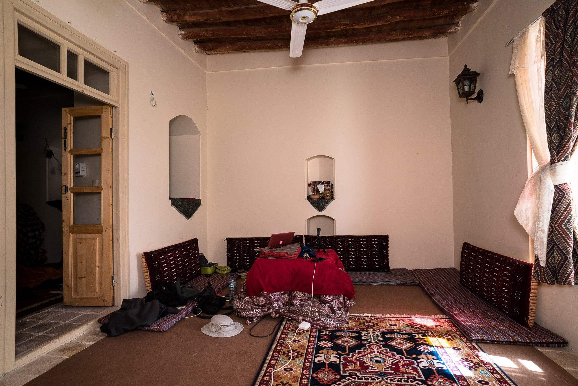room in Radkan