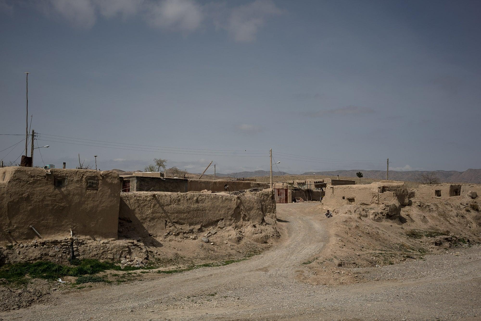 village near Radkan