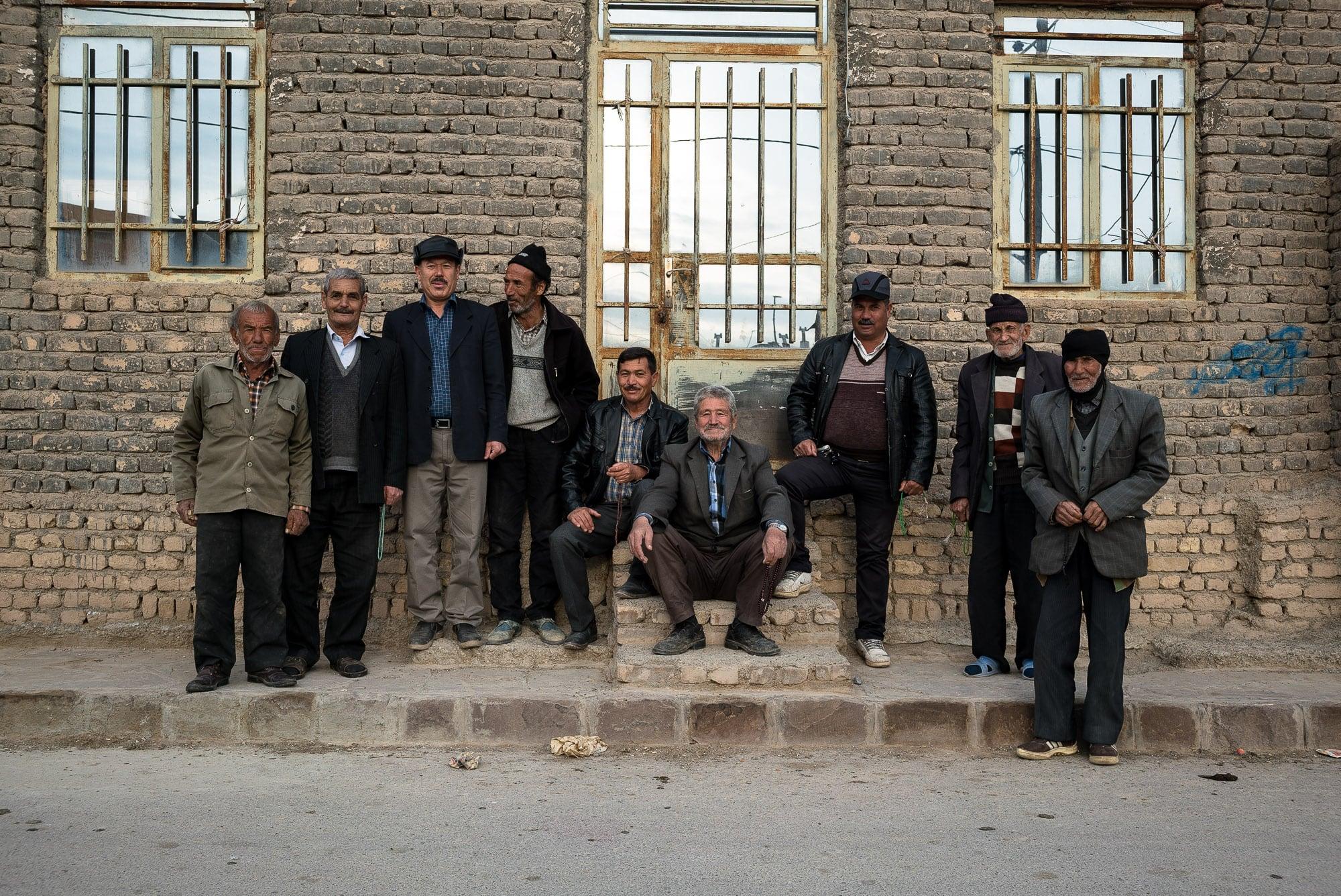 dudes of Mouchenan