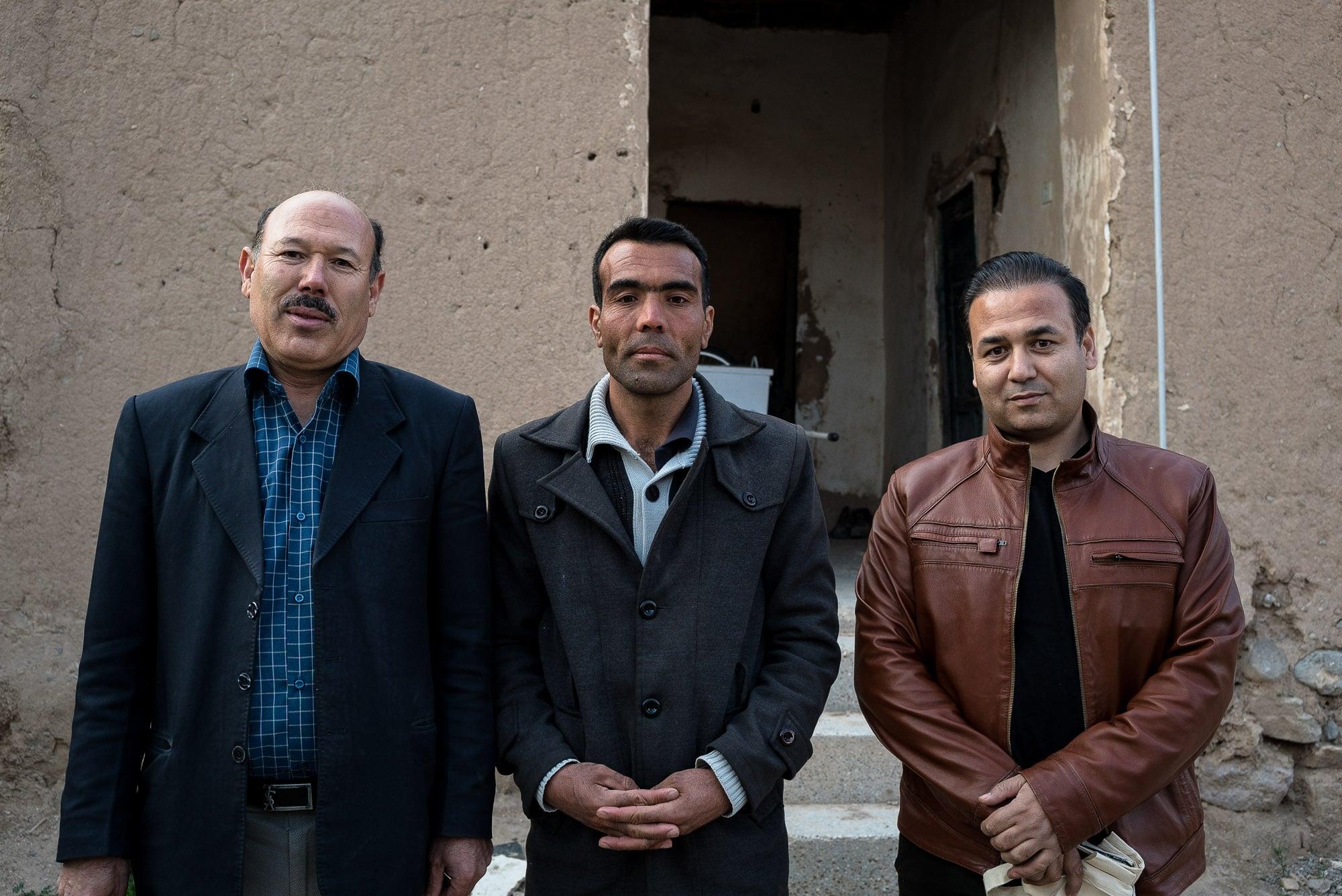 Mohammed, Mustafa, Ali