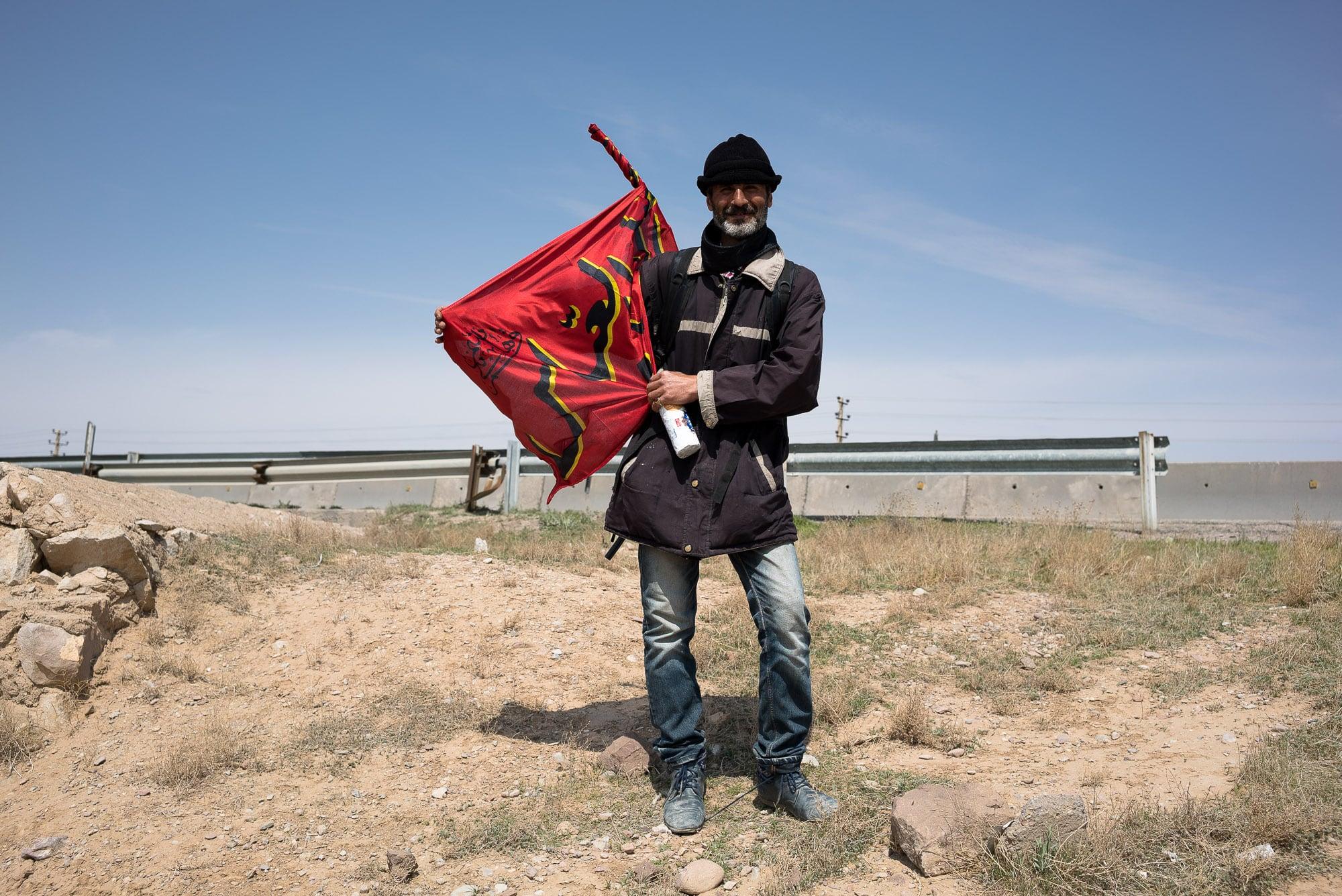 Musulman the pilgrim