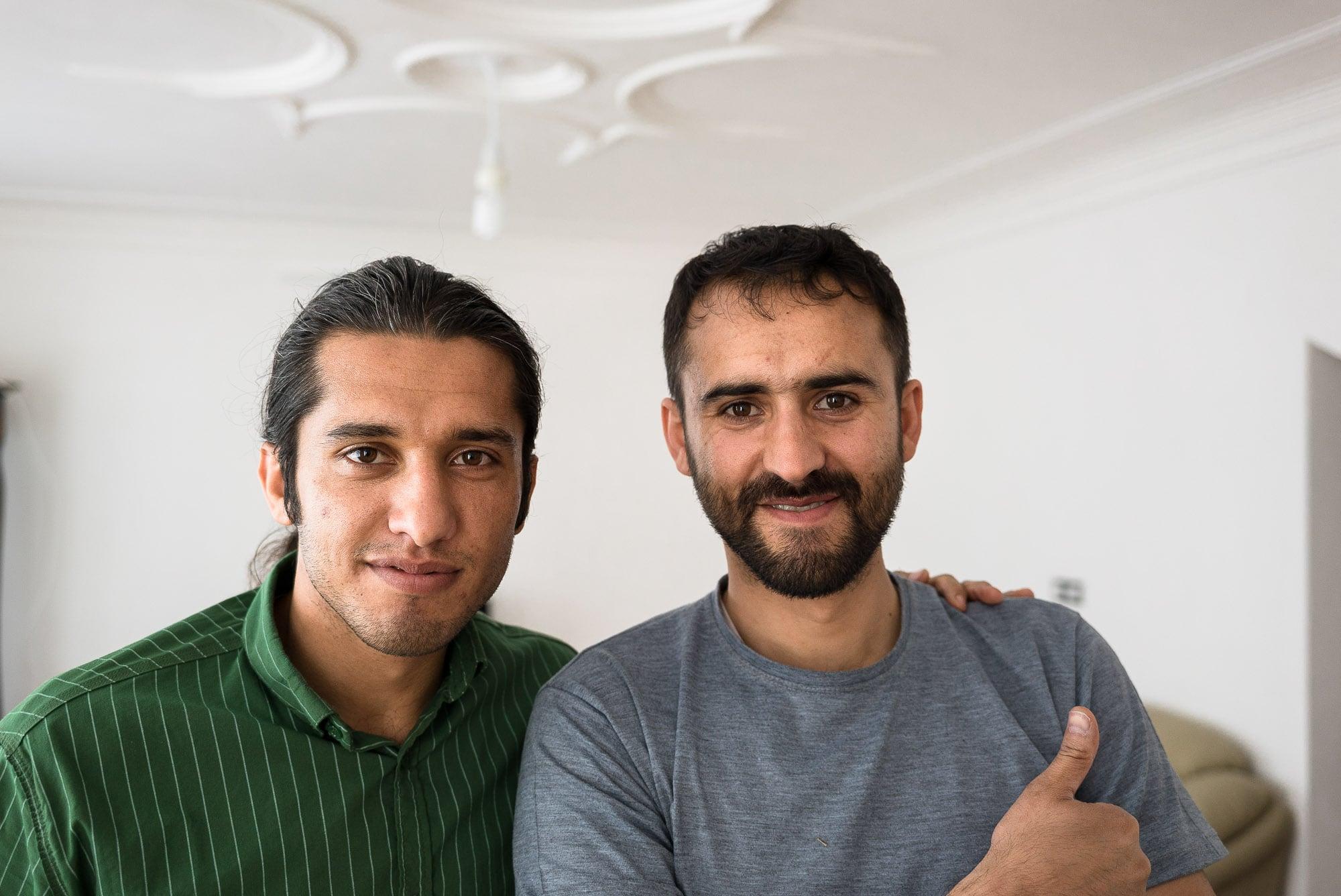 Vahid & Omid