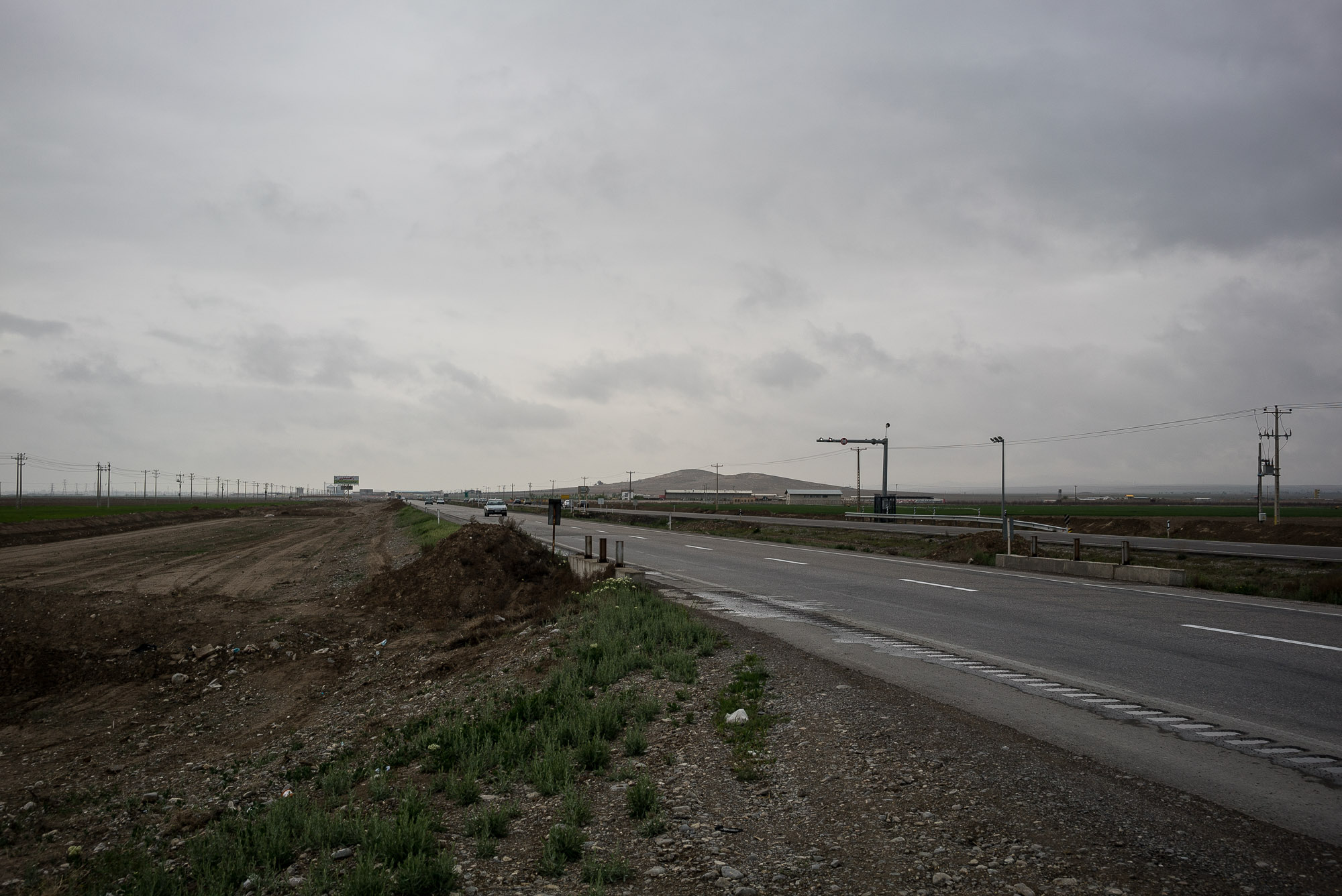 road to Shirvan