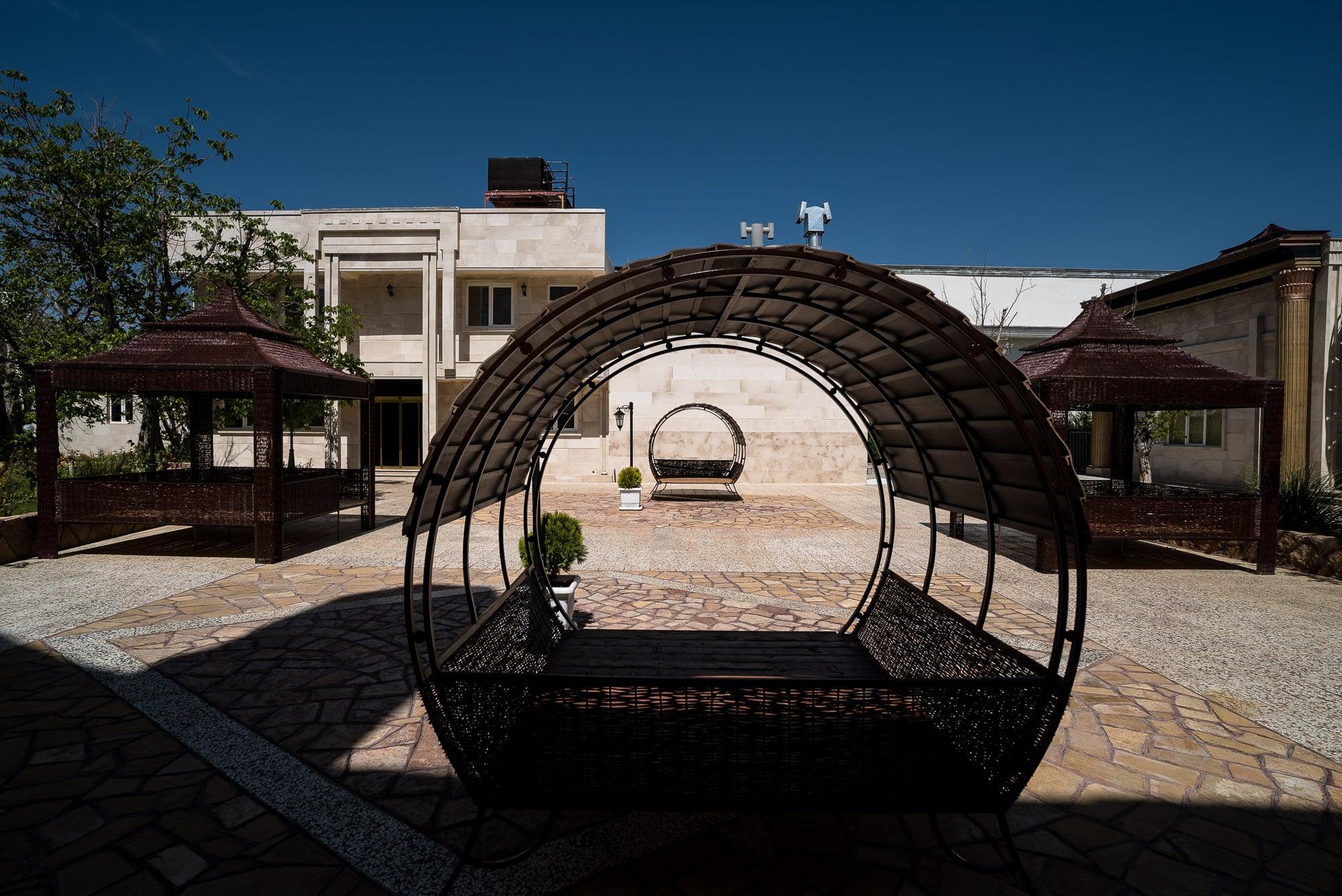 four star courtyard