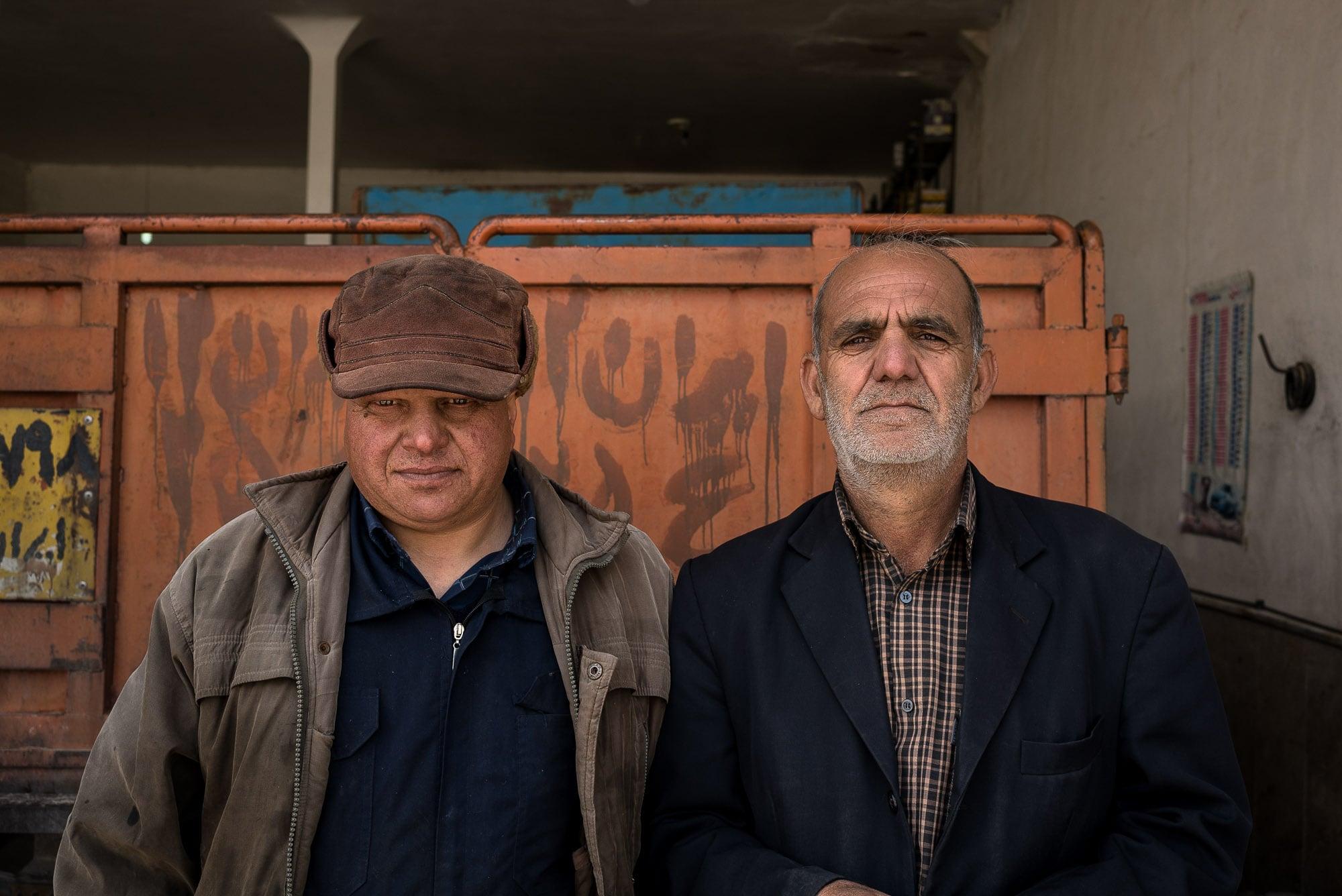 Ali and Mahmud