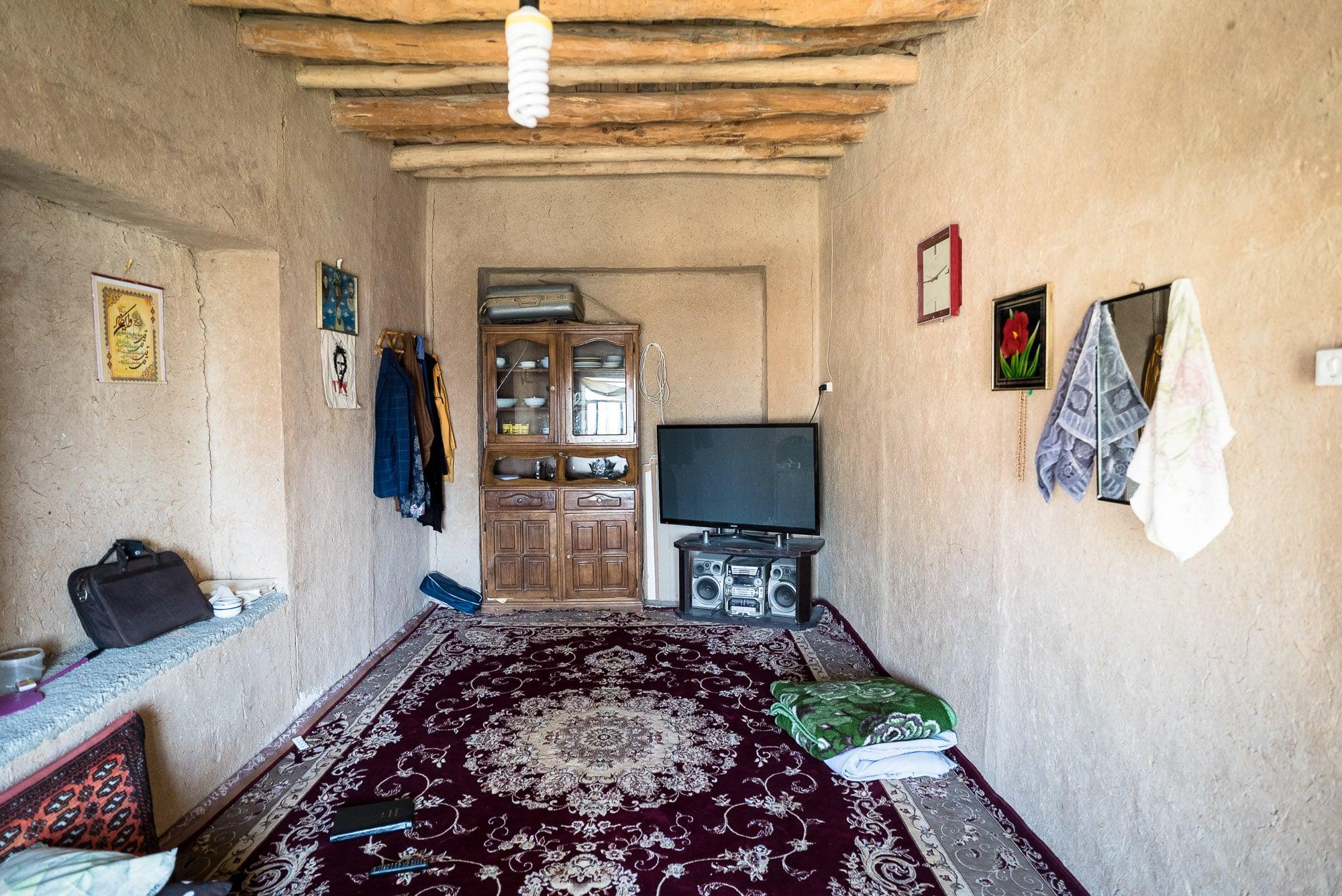 Hadi's house