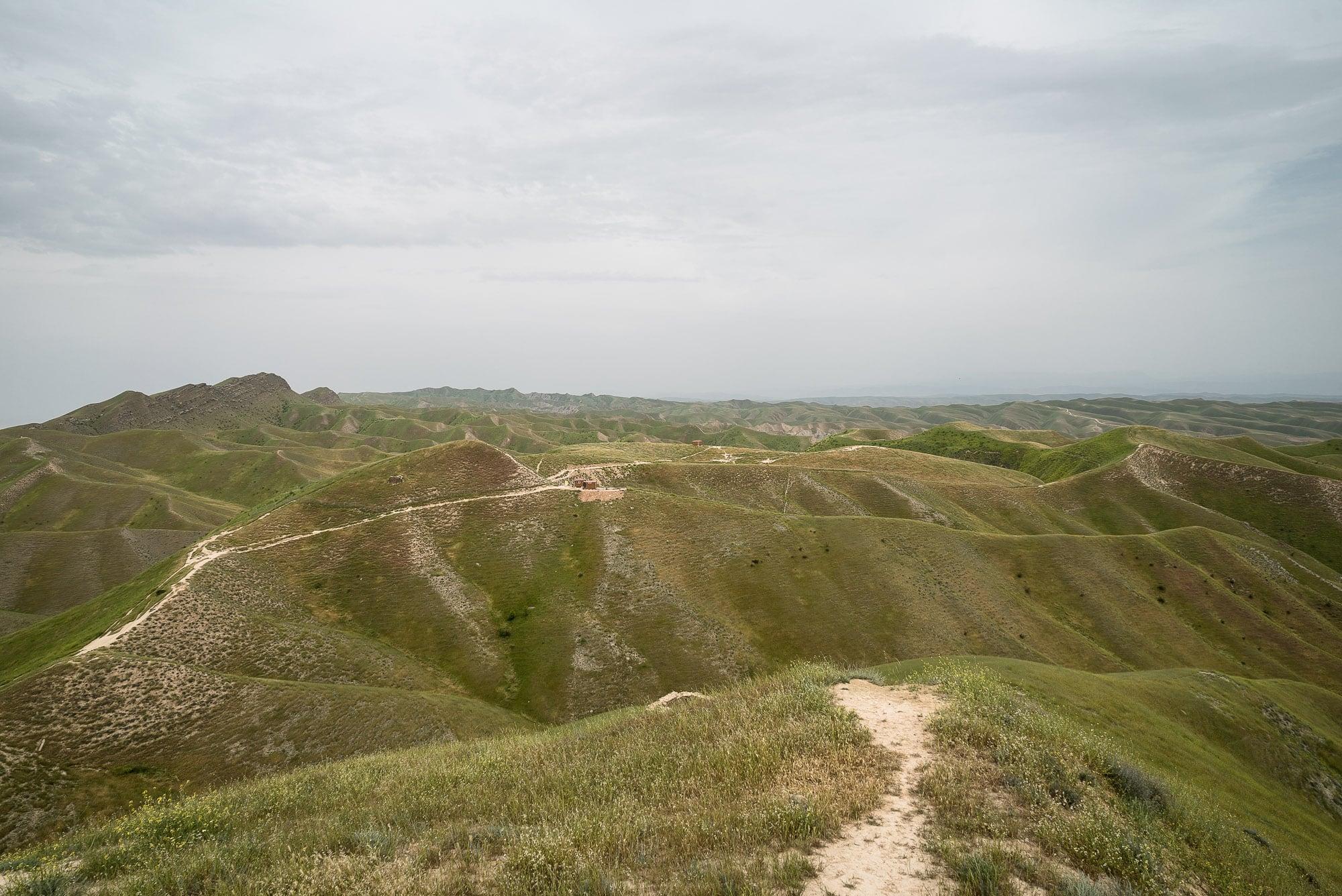 green hills of Khalid Nabi