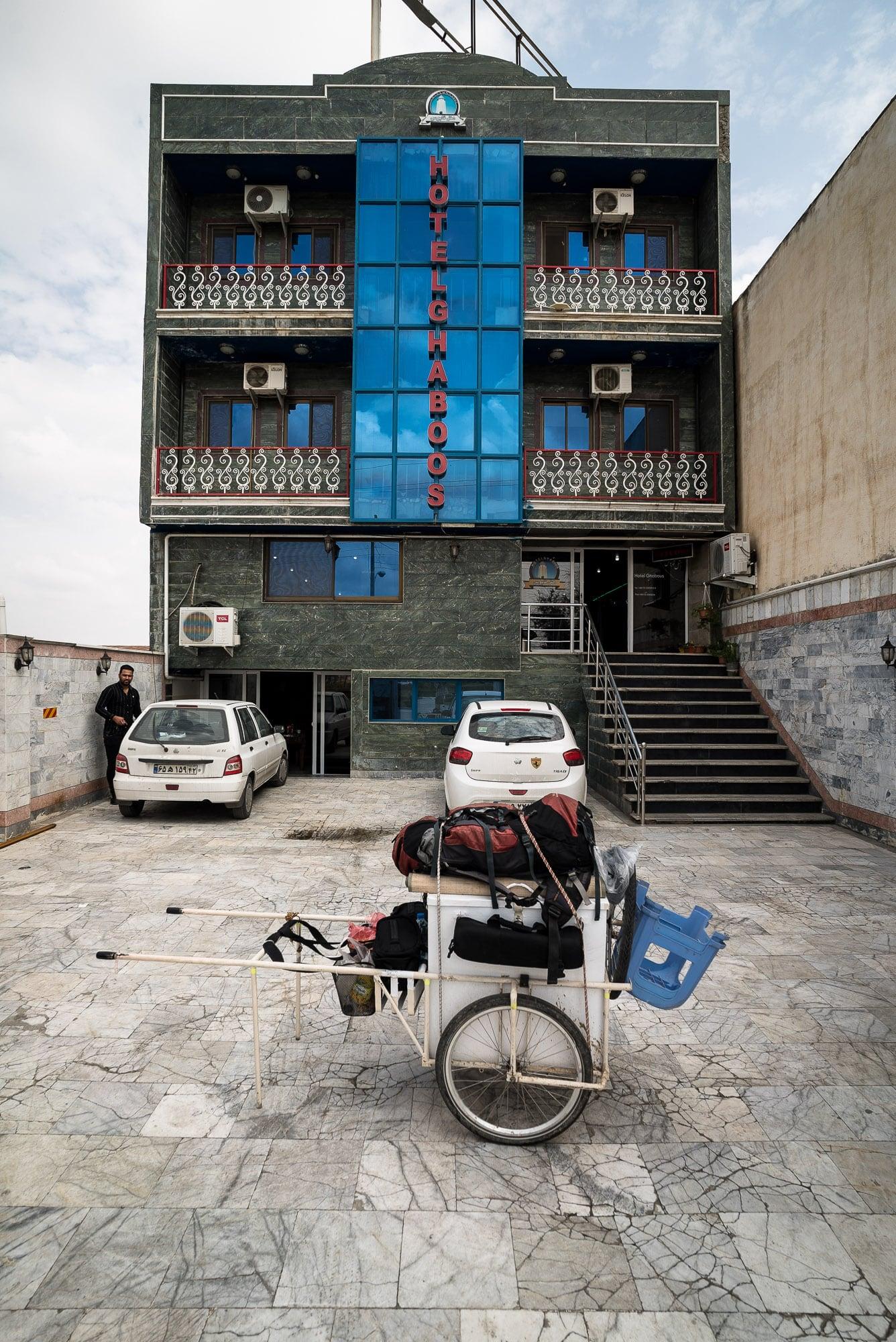 hotel Ghaboos