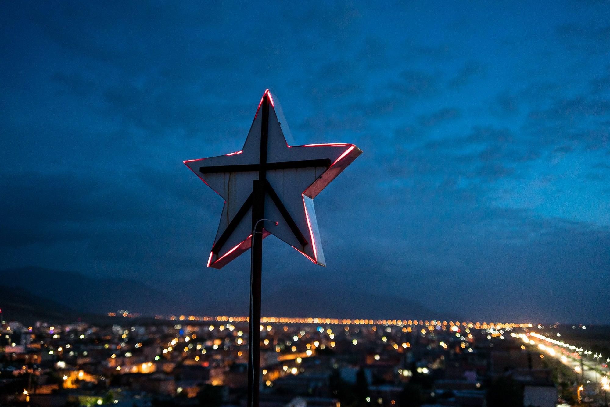 star over Azadshar