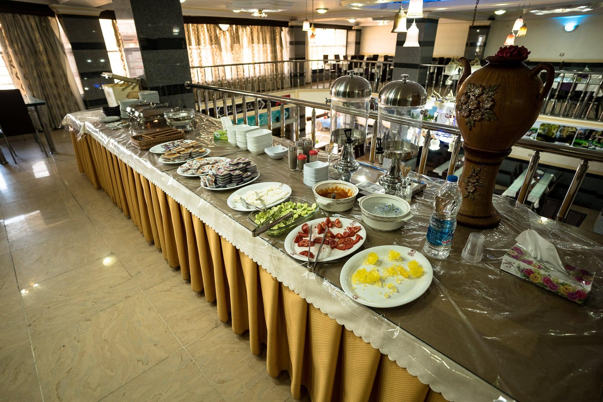 first breakfast during Ramadan