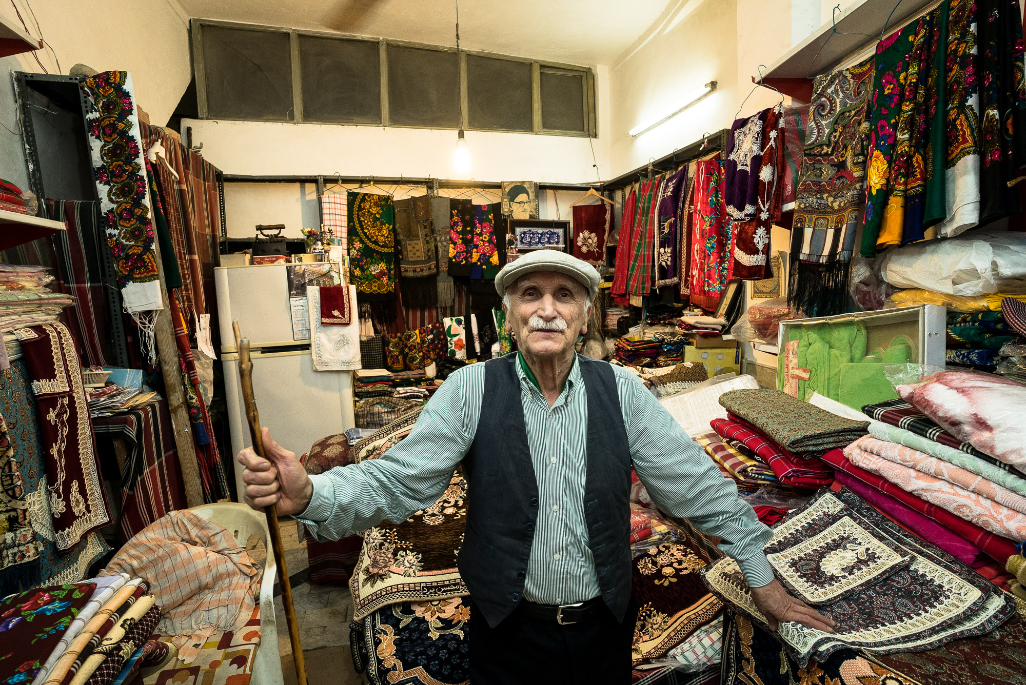 clothes shop in Gorgan