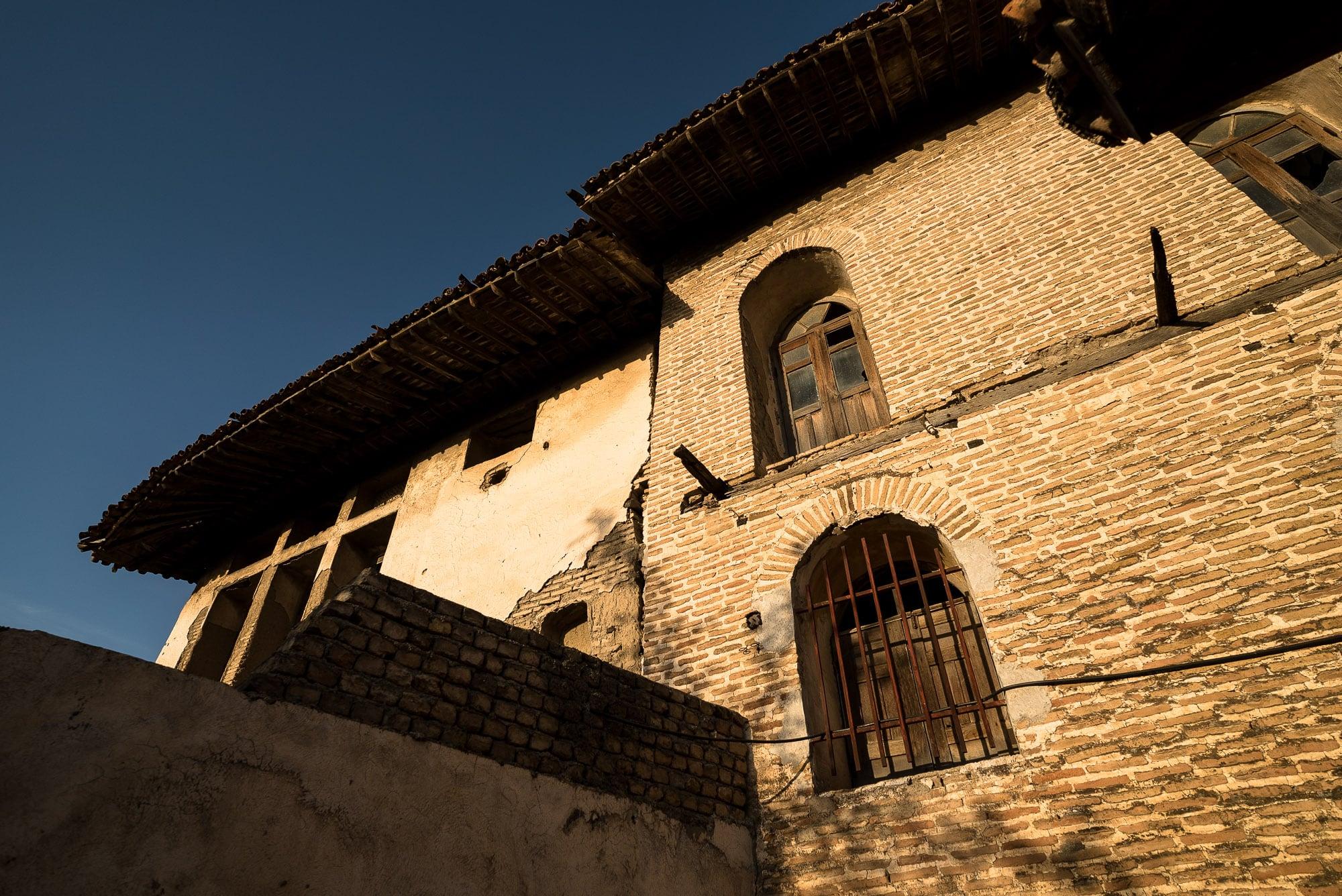 old building in Gorgan
