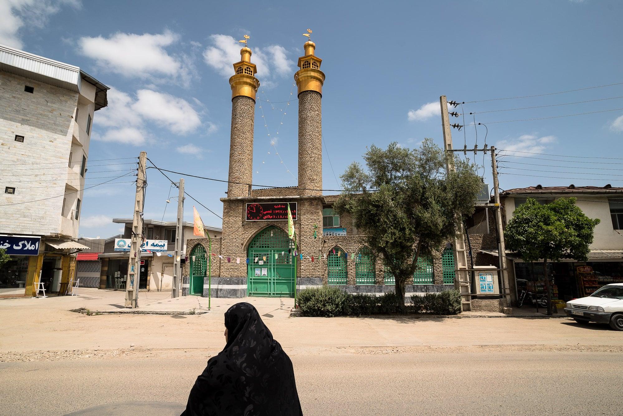 mosque in Behshahr