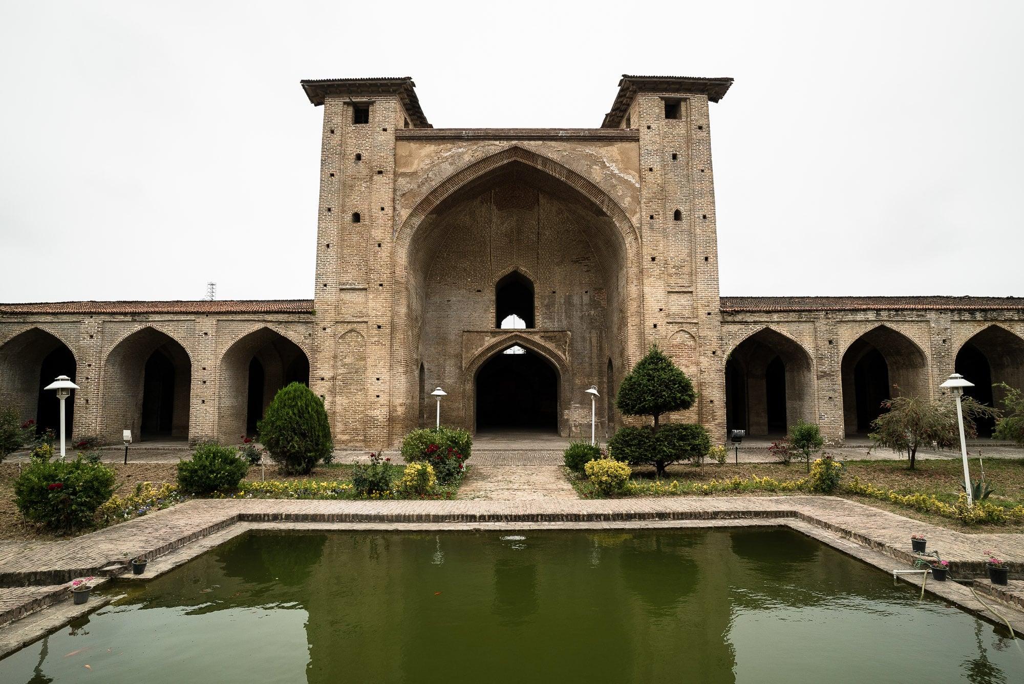 Farah Abad madrasa