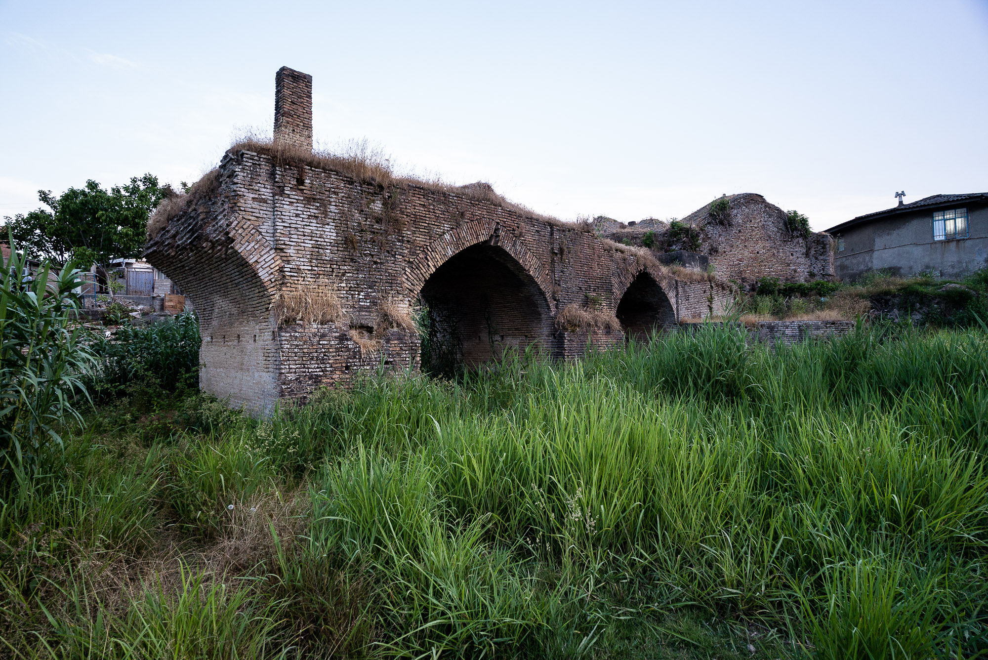 bridge in Farah Abad