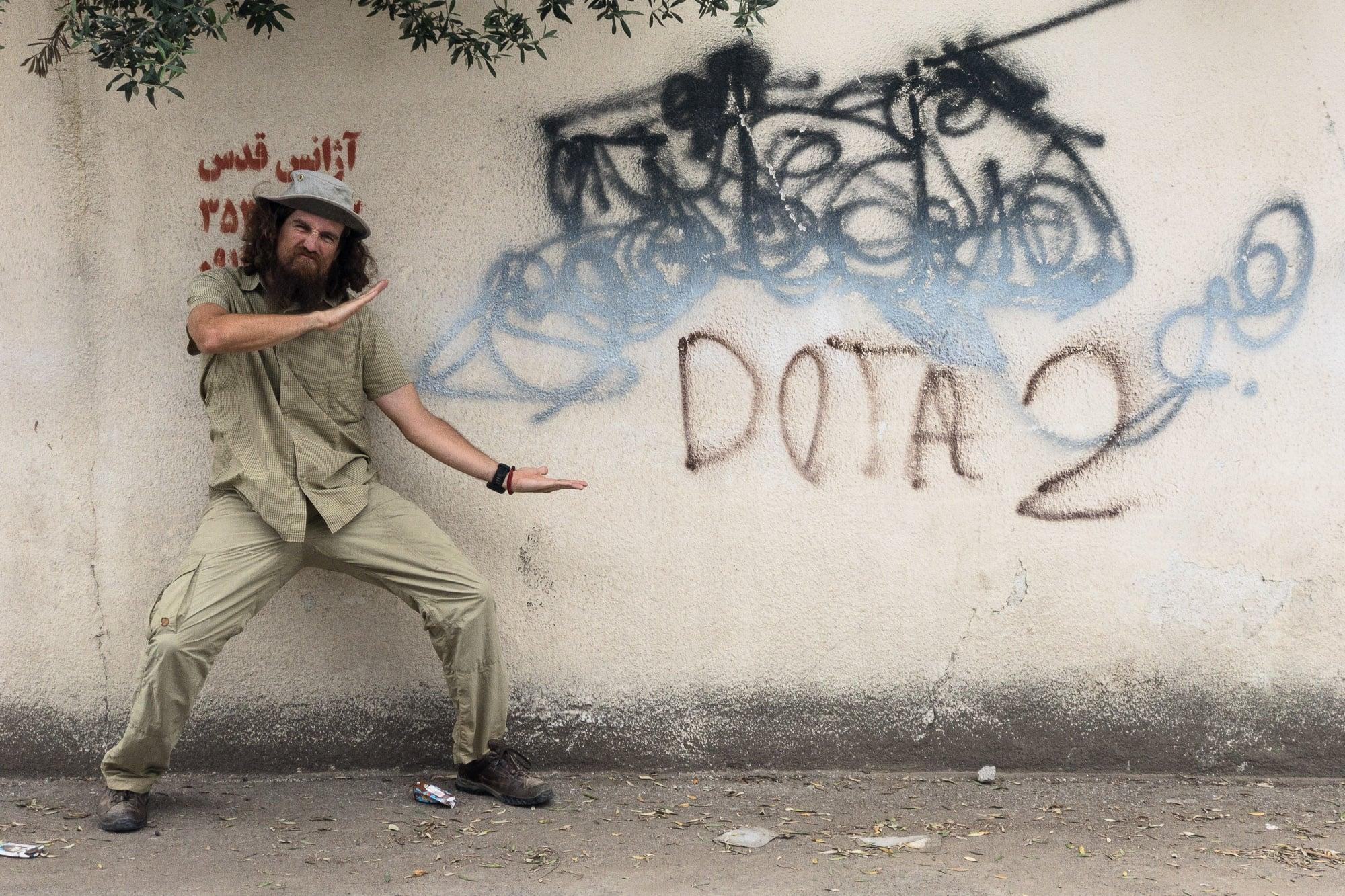 Dota 2 in Iran