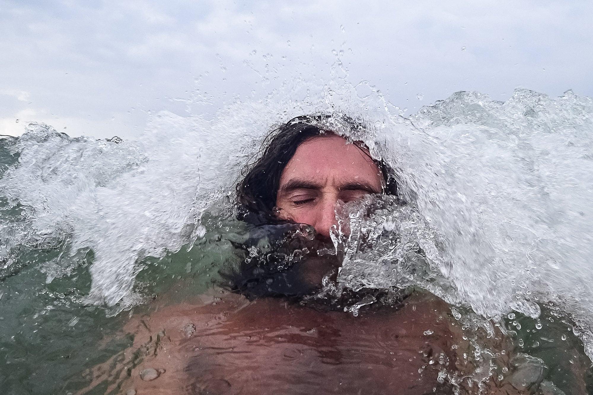 wave selfie 4