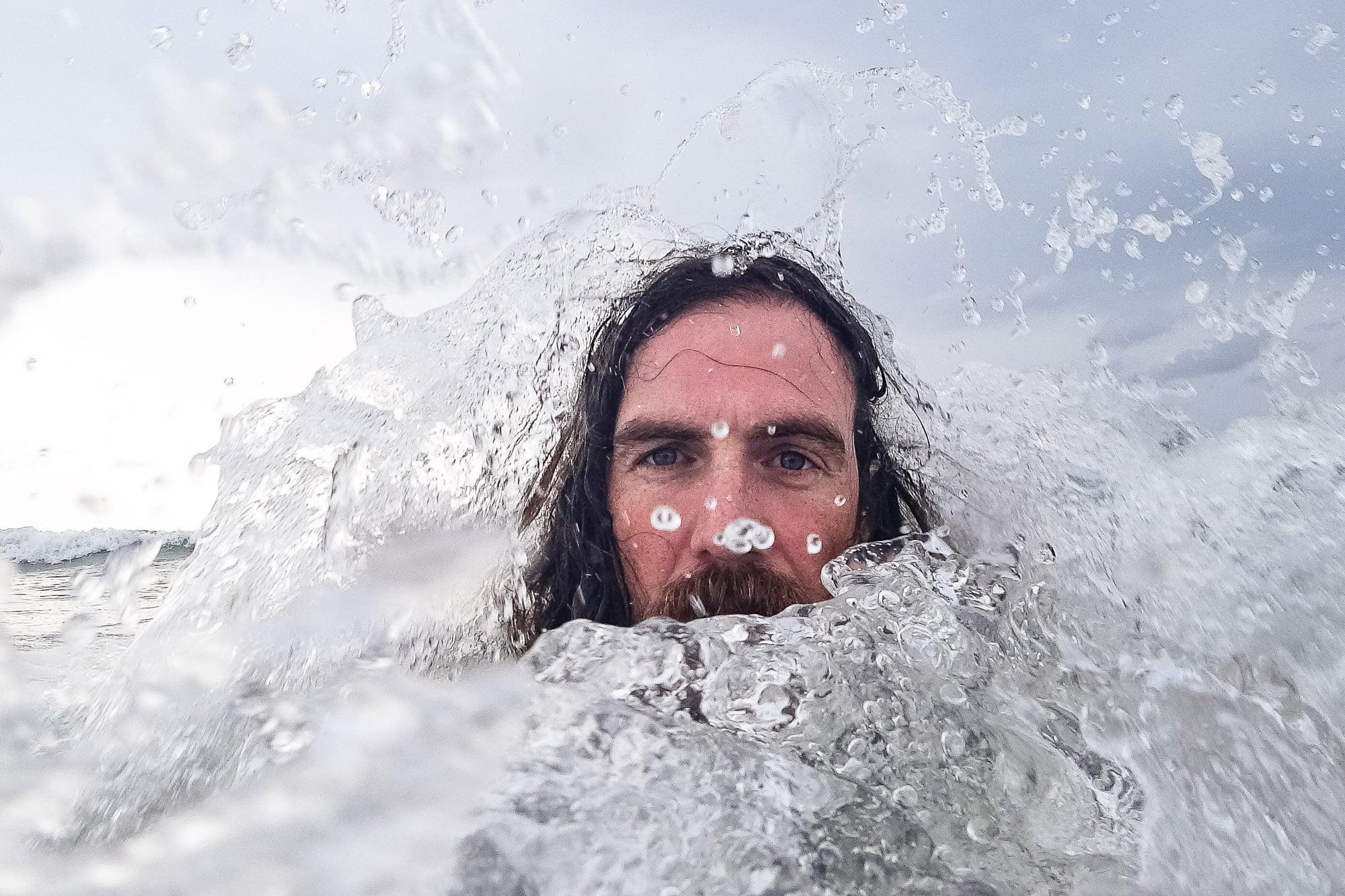 wave selfie 7