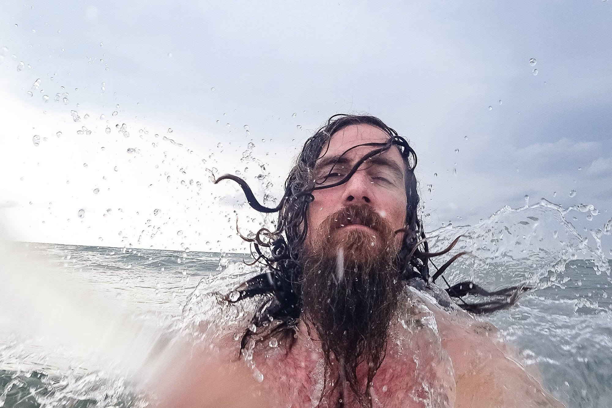 wave selfie 9