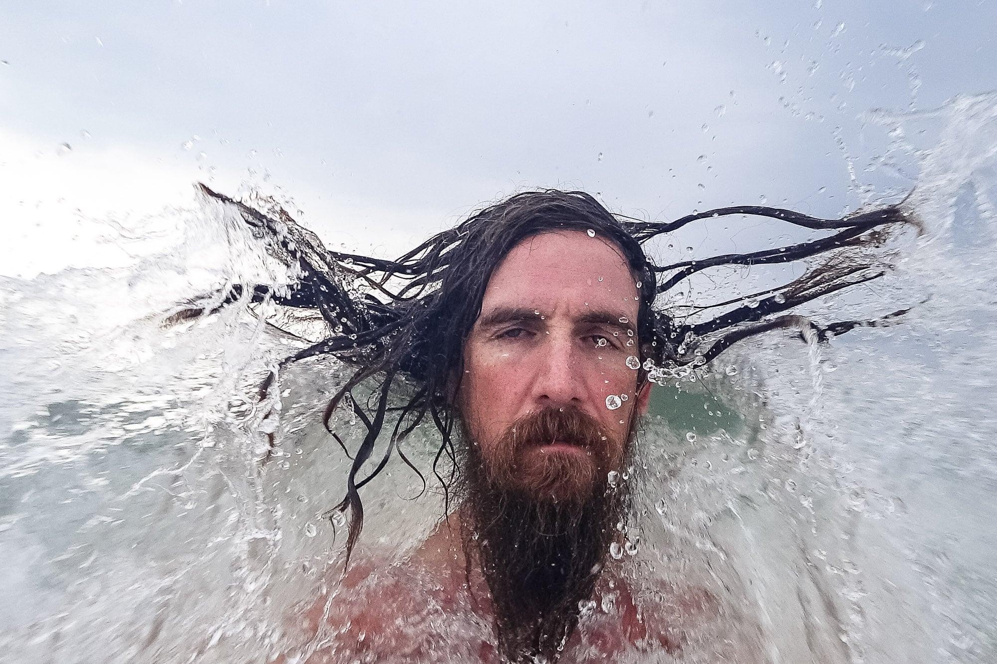 wave selfie 8