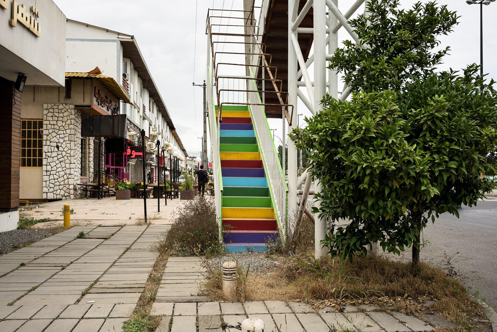 fabulous stairway