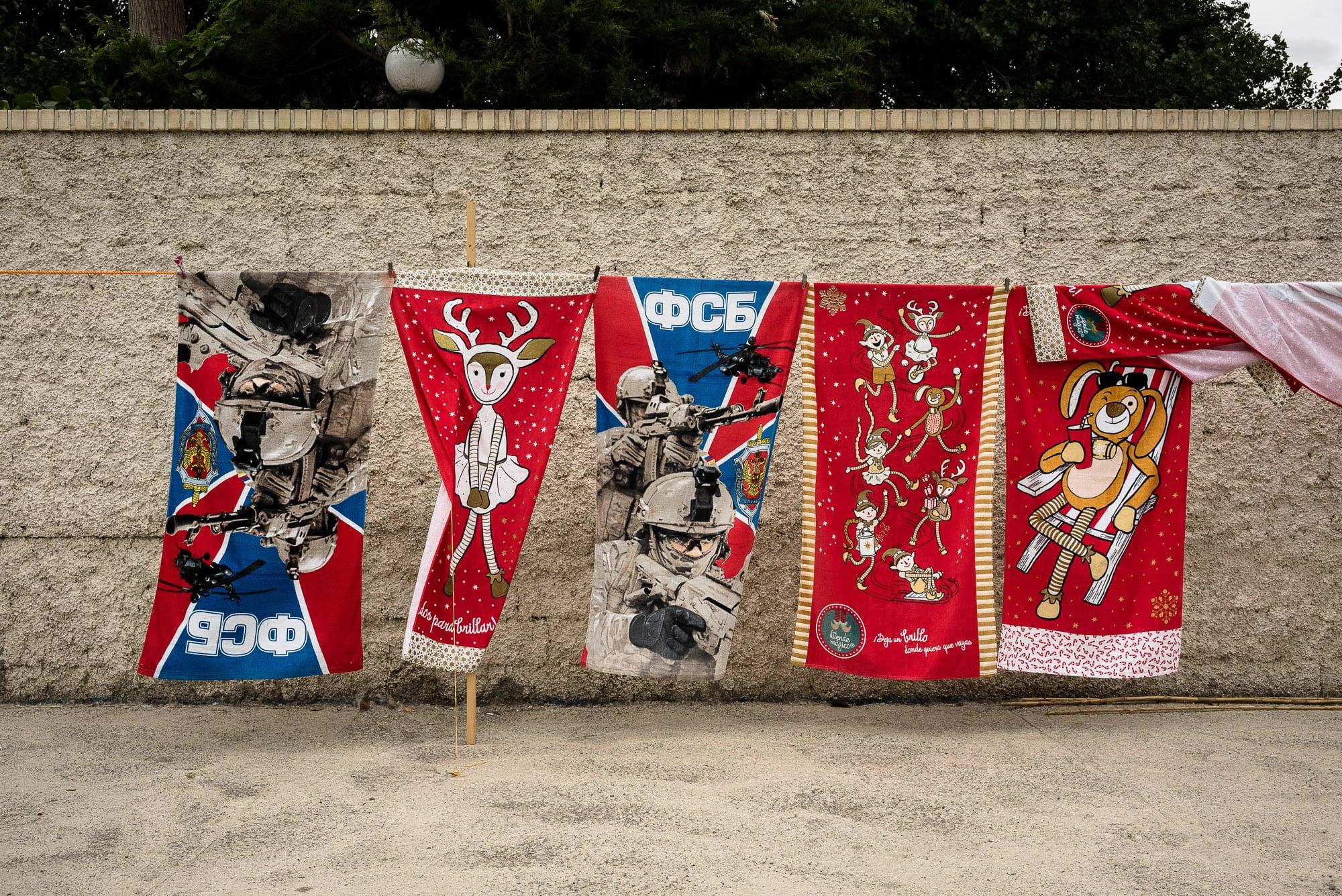 FSB towels