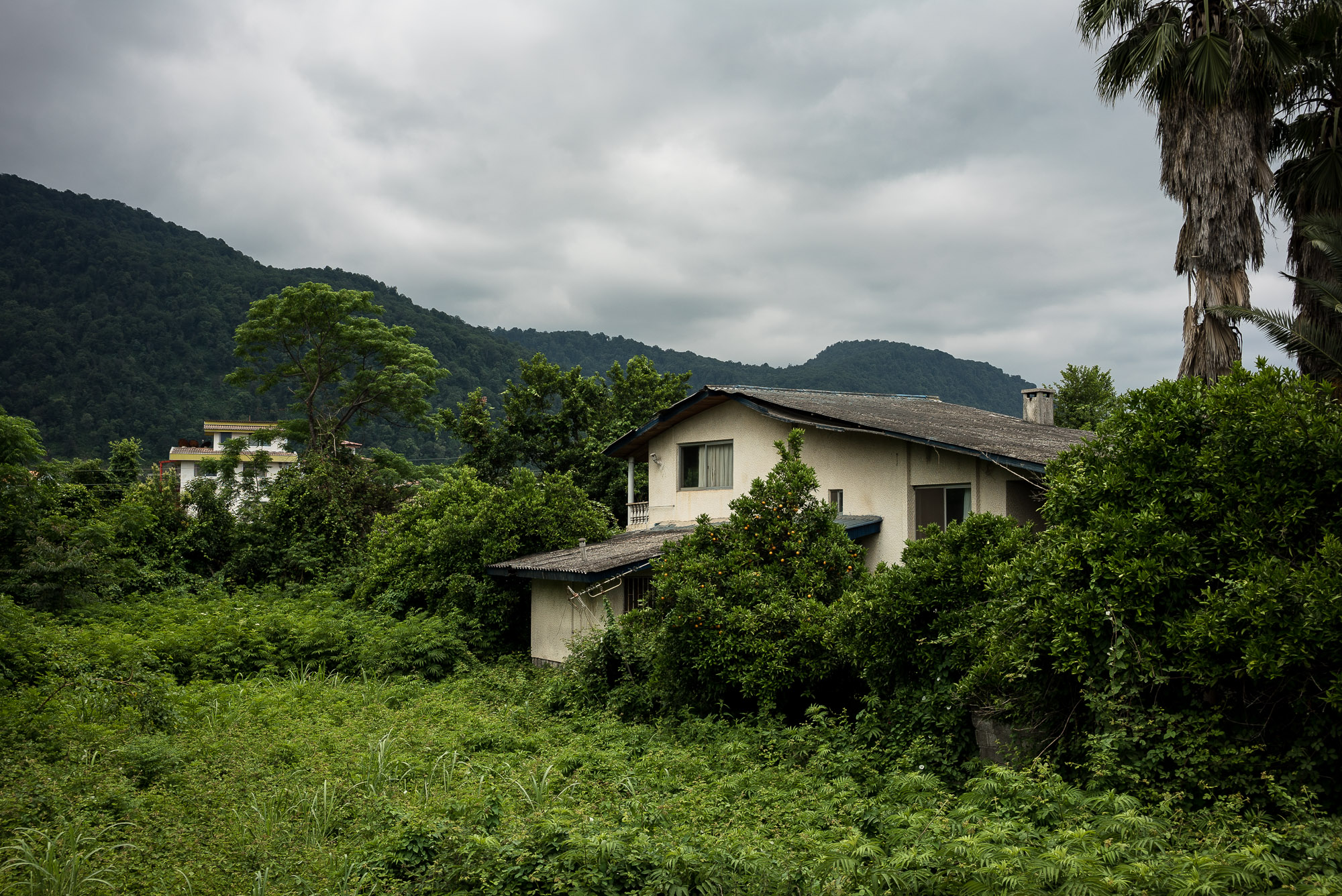 house near Chalus
