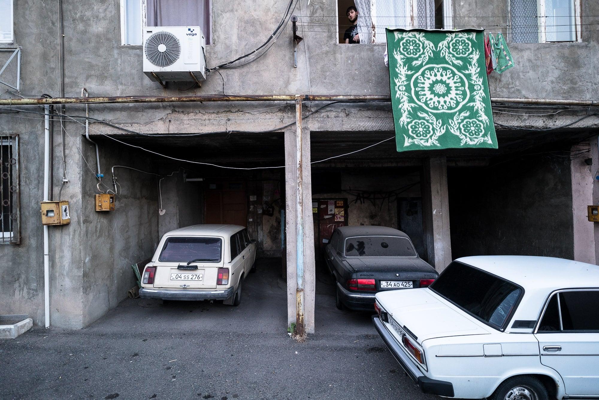 cars in Yerevan