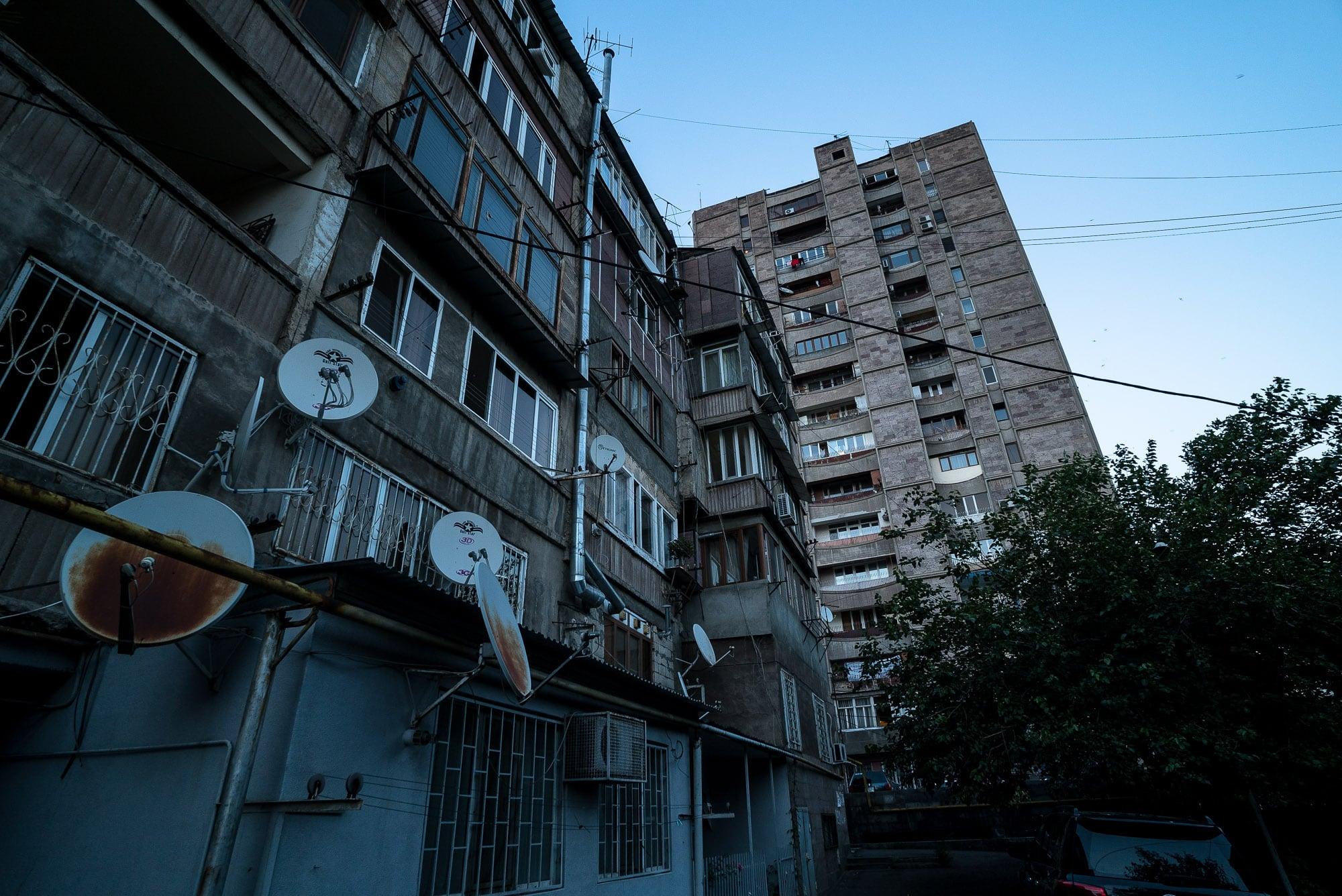 houses in Yerevan