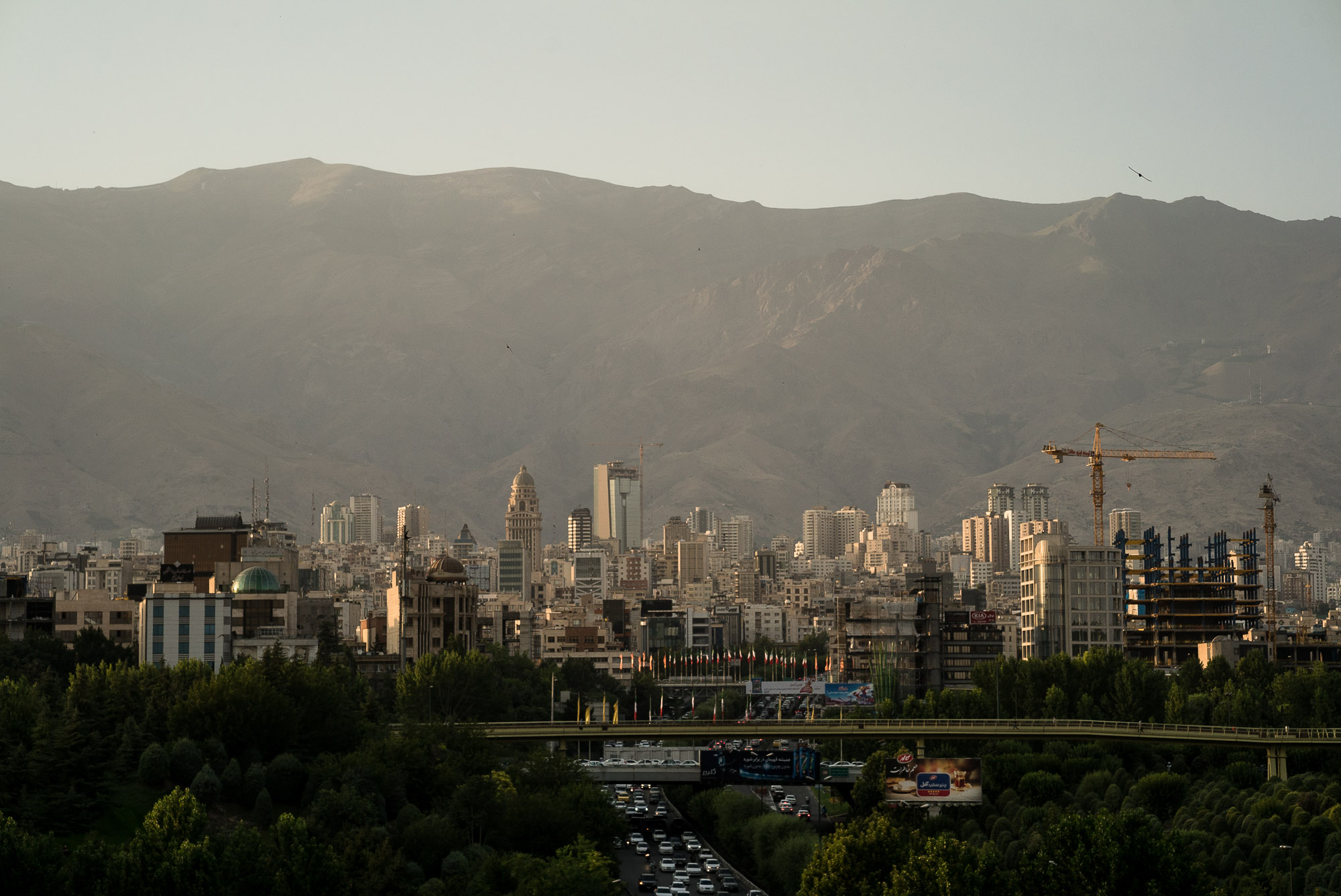 new city in the north of Tehran
