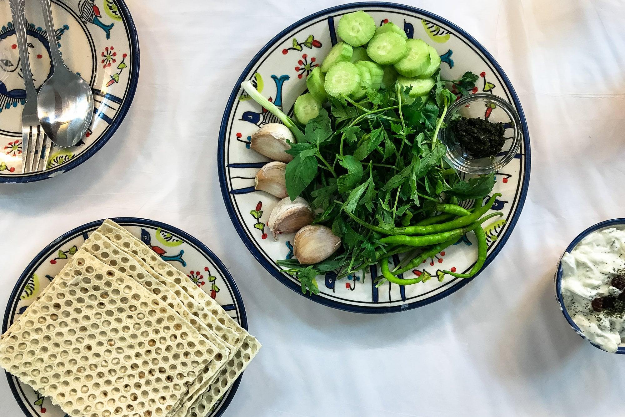 food in Ramsar