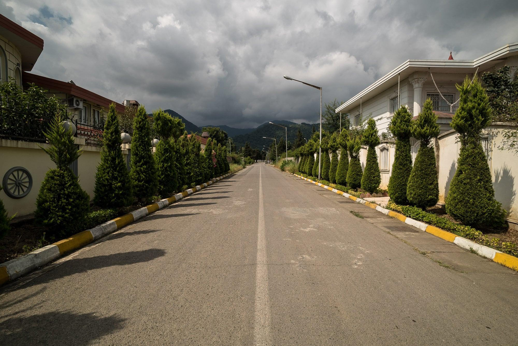 villas in Ramsar