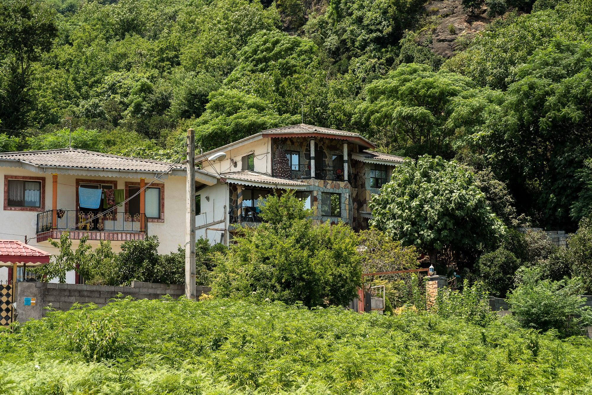 """""""Hundertwasser"""" house"""