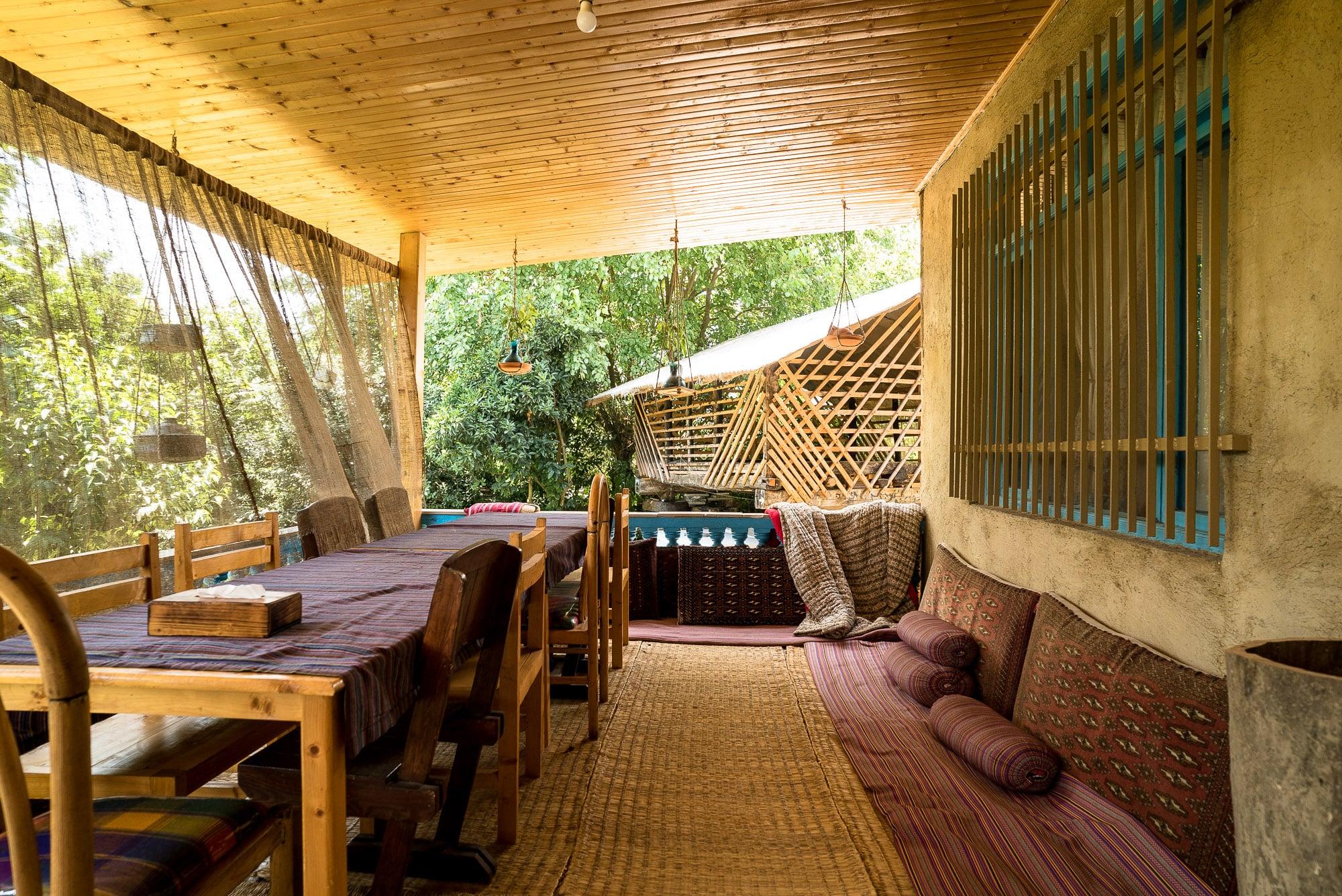 Gileboom verandah