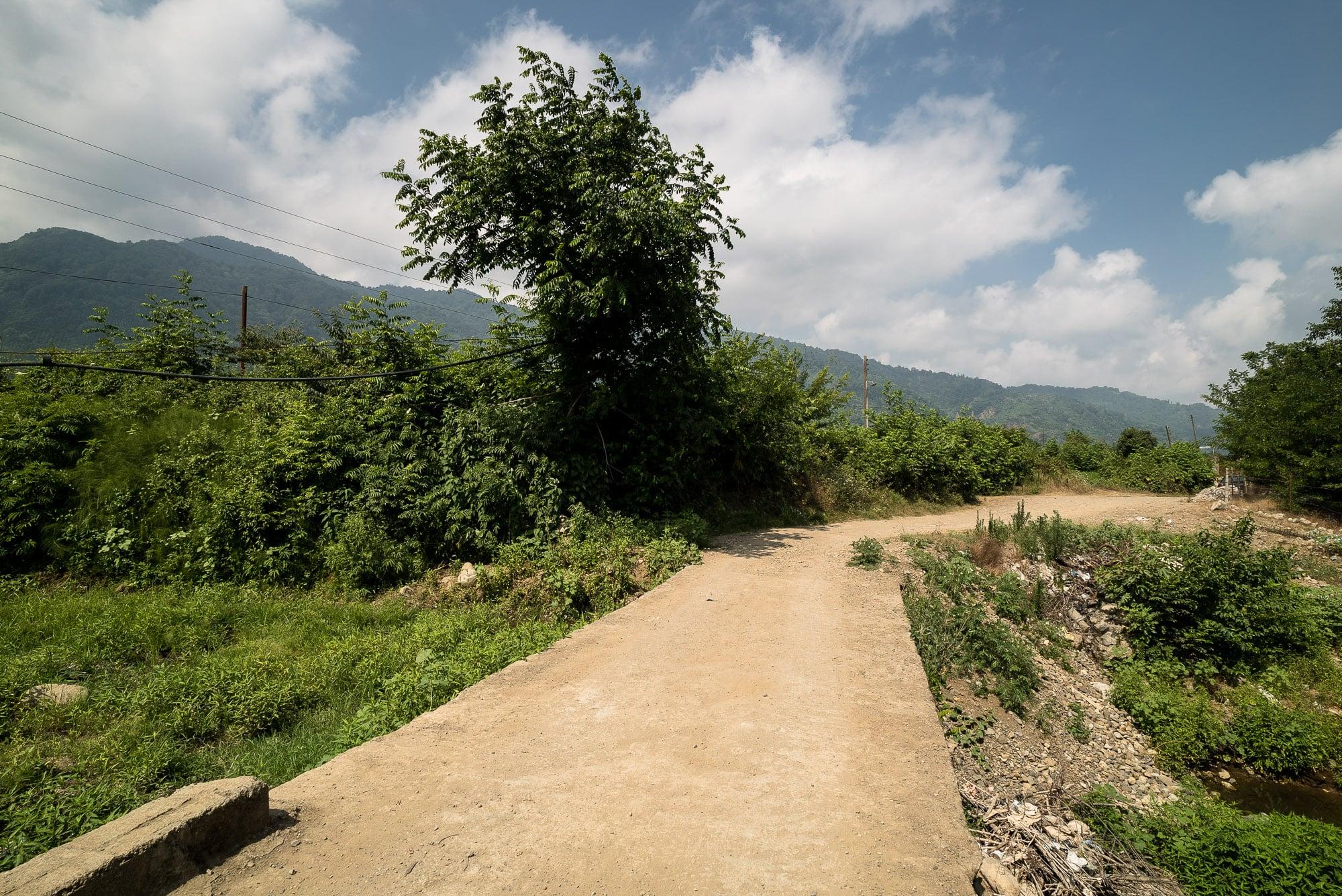 bridge in Gilan