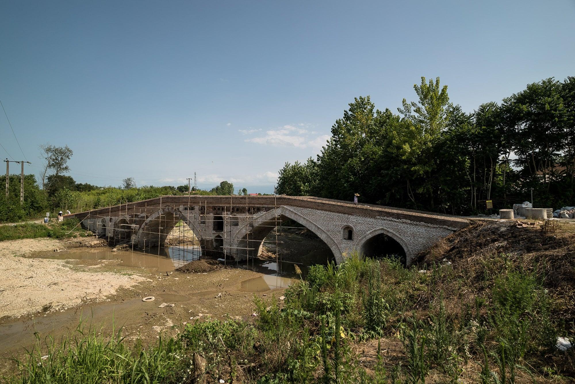 Tamijan Historical Bridge