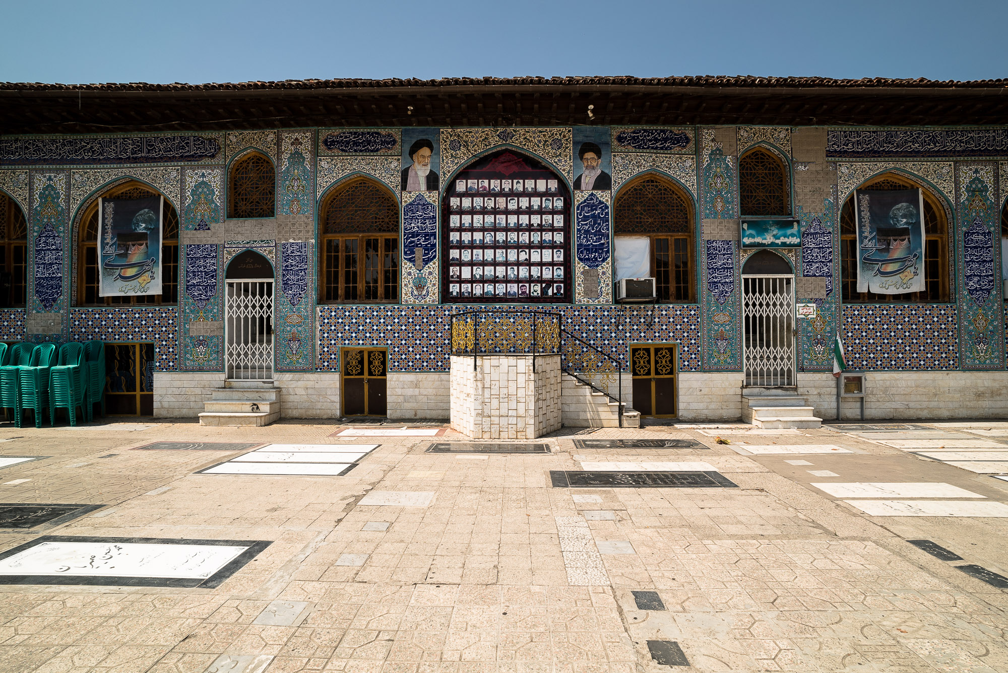 Emamzadeh in Lahijan